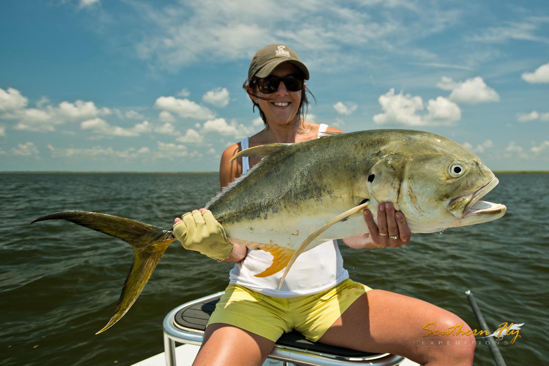 Gulf Shore Fly Fishing