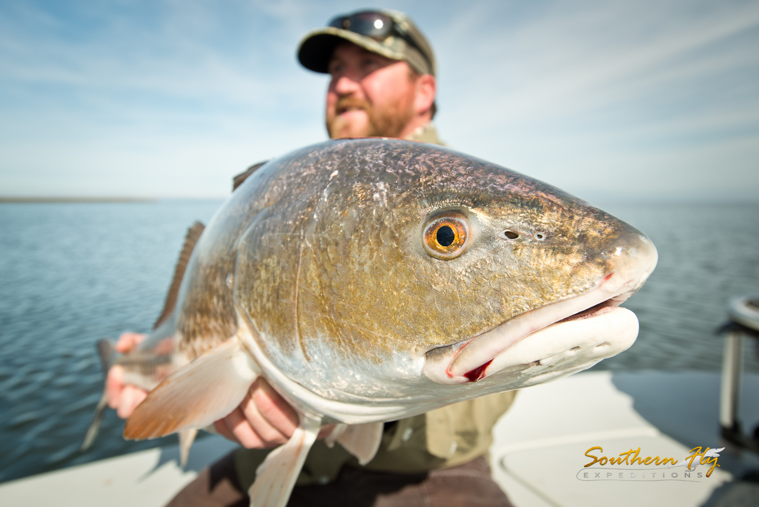 Fly Fishing New Orleans by Southern Fly Expeditions