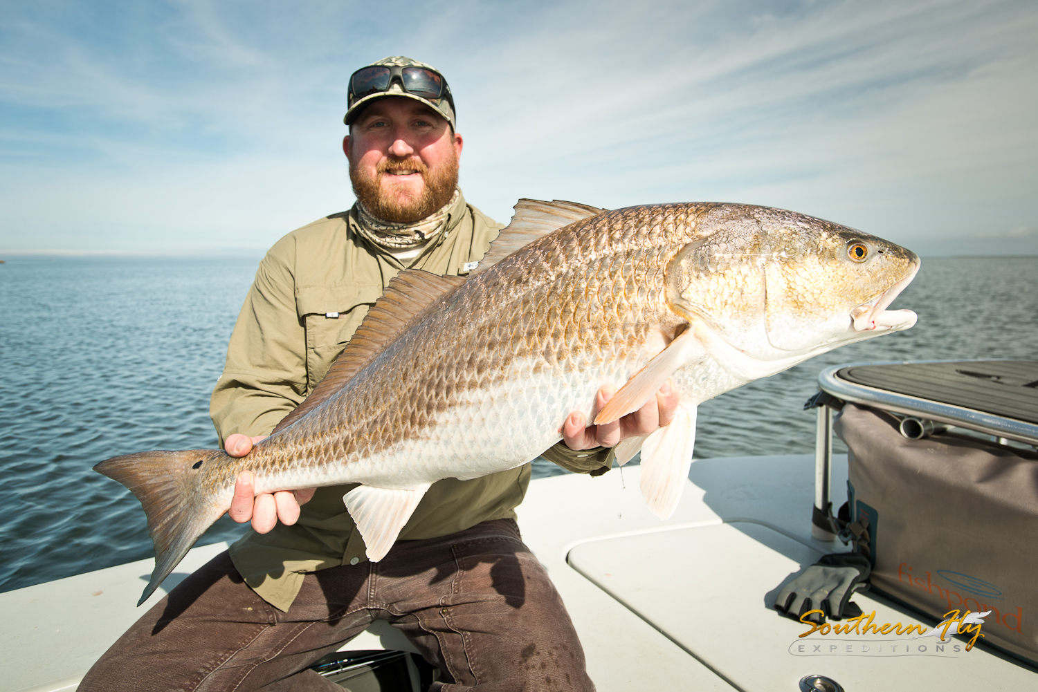 Best fishing guides in Louisiana - Southern Fly Expeditions of New Orleans