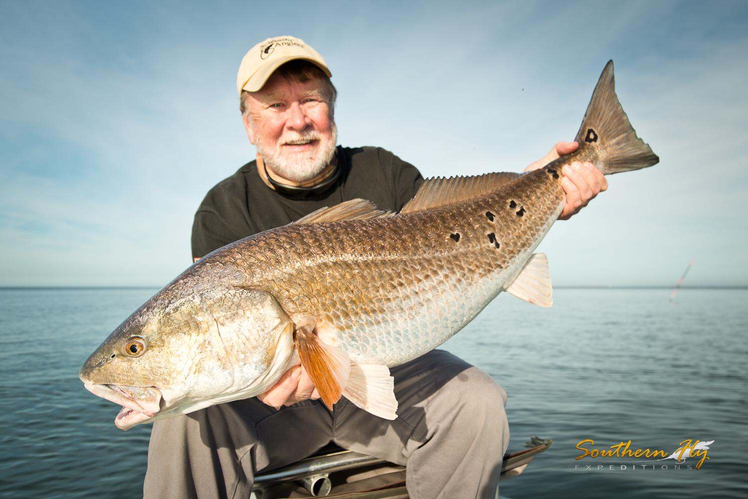 Southern Fly Expeditions - fly fishing with Captain Brandon Keck