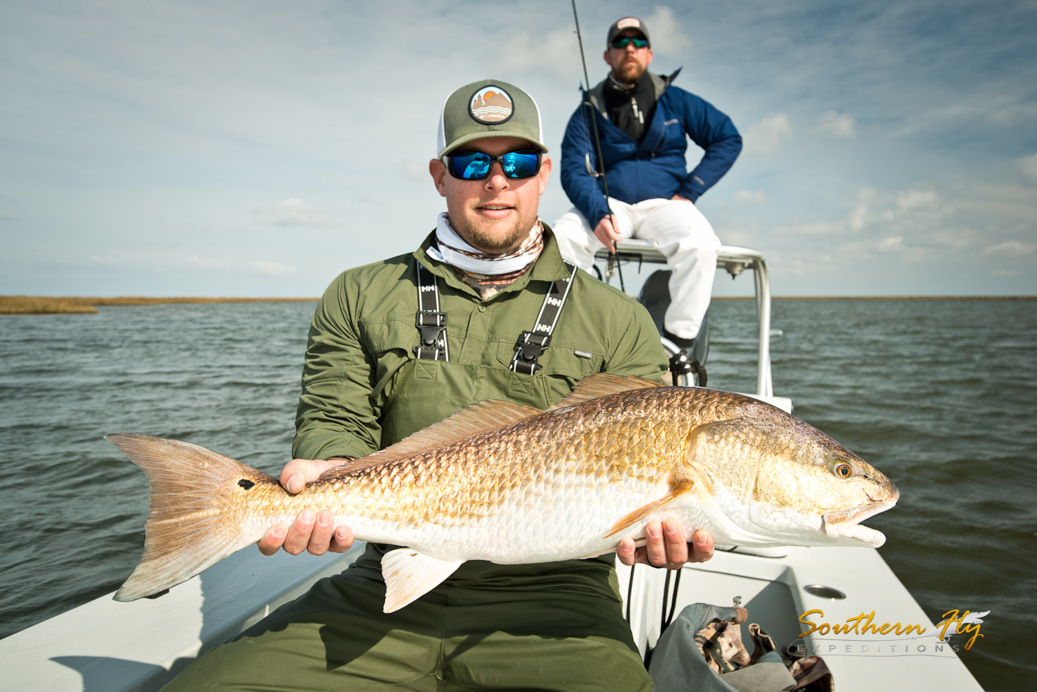 Fly fishing guides southern fly expeditions out of New Orleans Louisiana