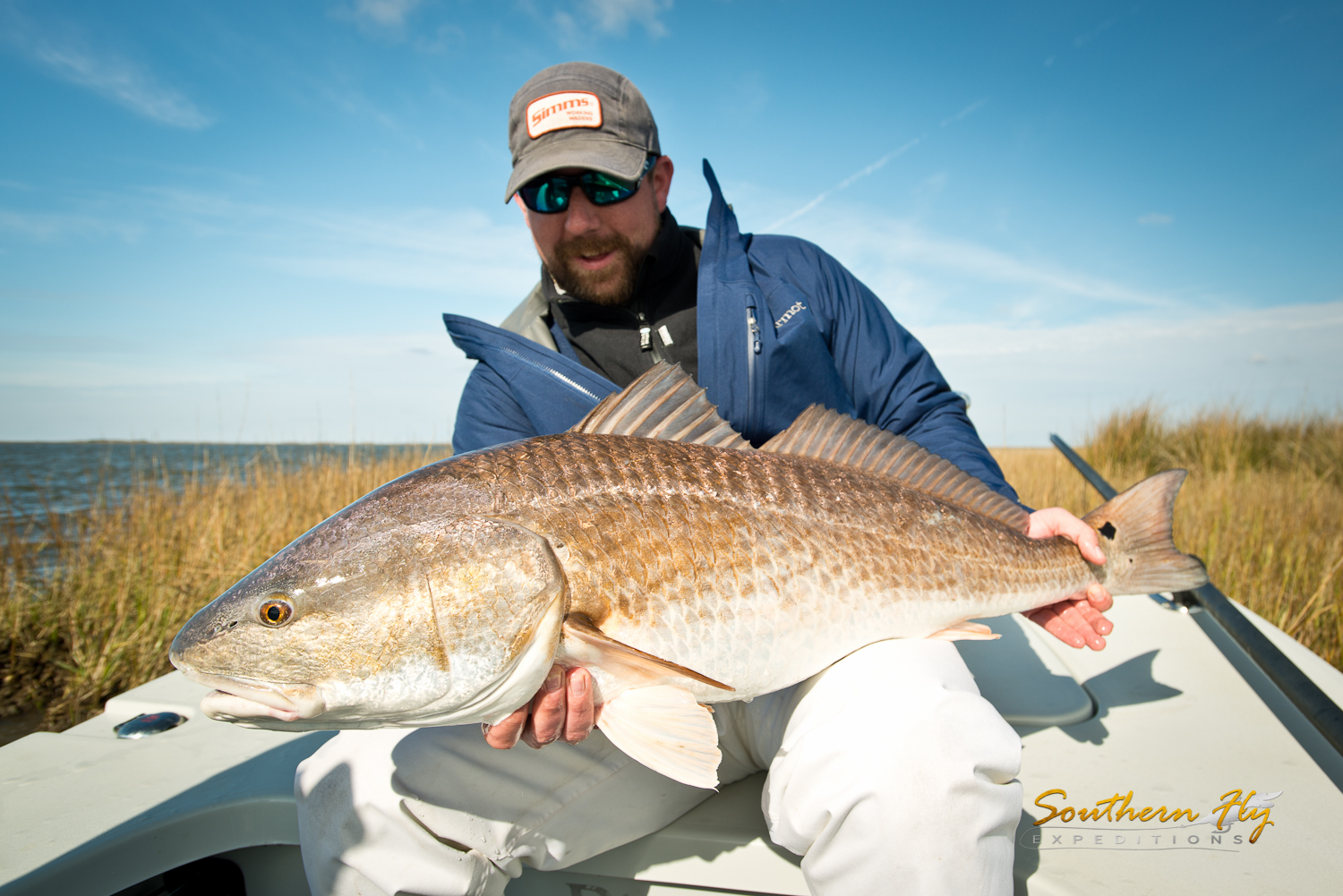 Fly Fishing New Orleans with Southern Fly Expeditions of New Orleans LA