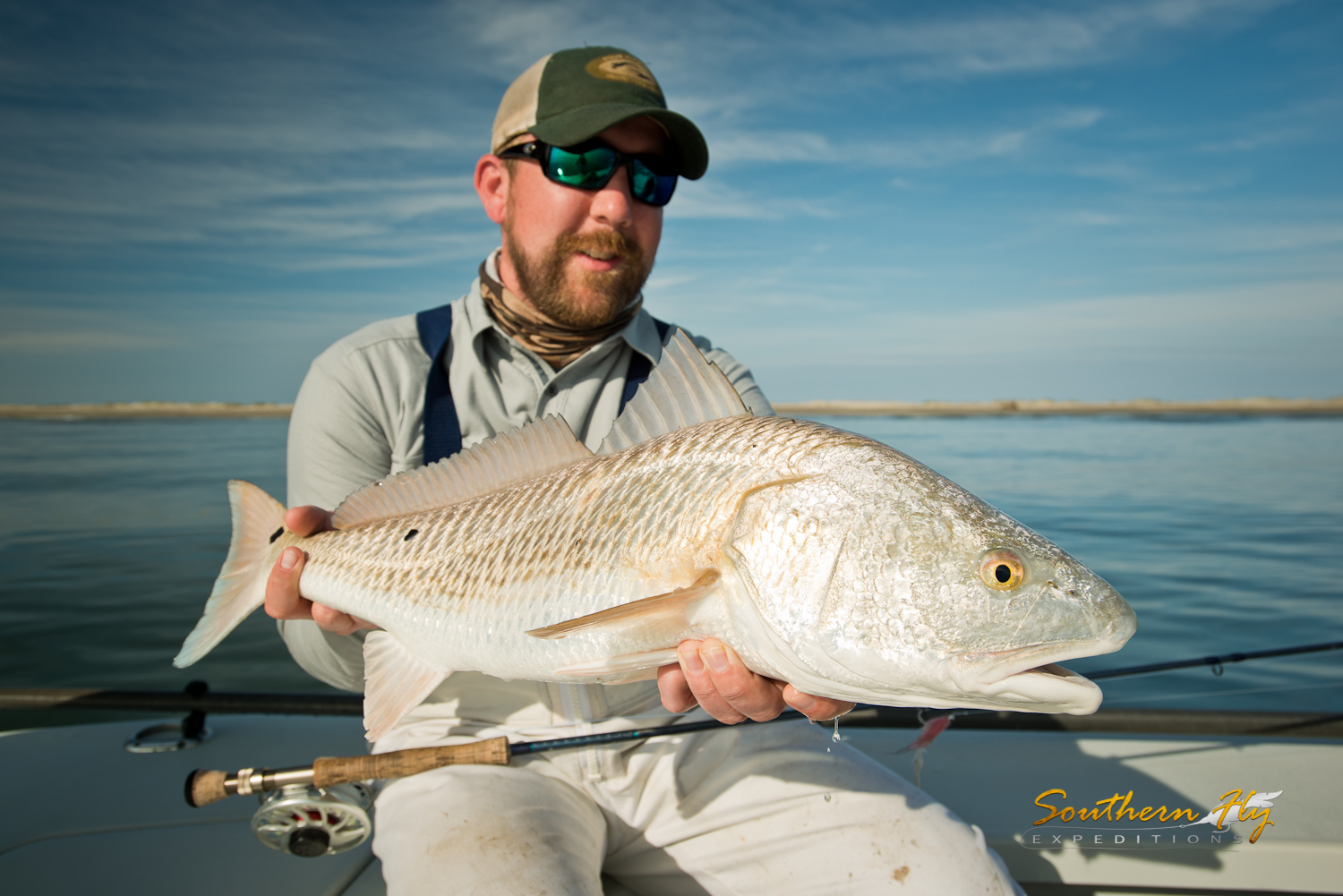 Fly fishing and light tackle fishing new orleans with southern fly expeditions