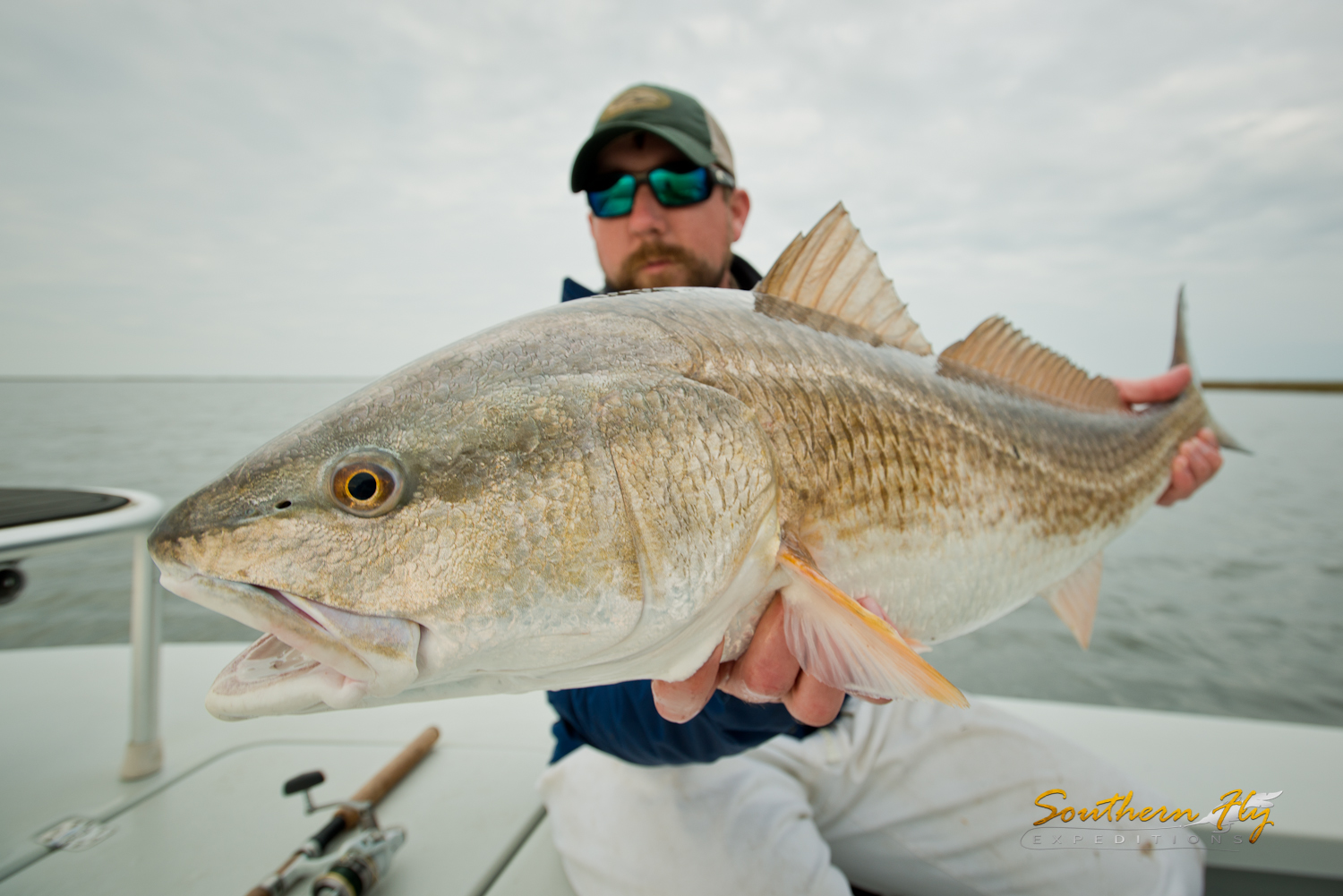 Southern Fly Expeditions - Fly fishing guide of new orleans louisiana
