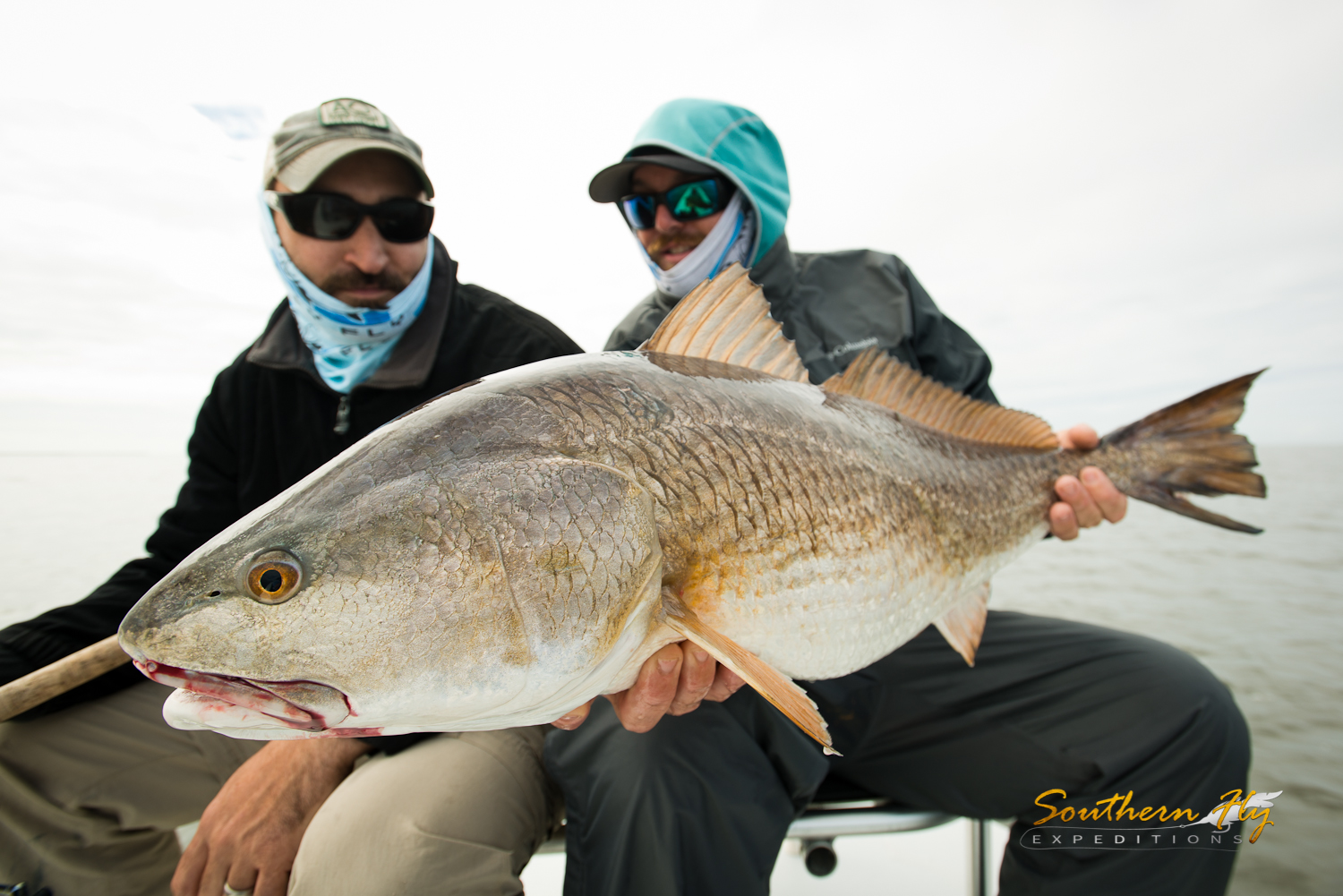 Best fly fishing guide in Louisiana southern fly expeditions and captain brandon keck
