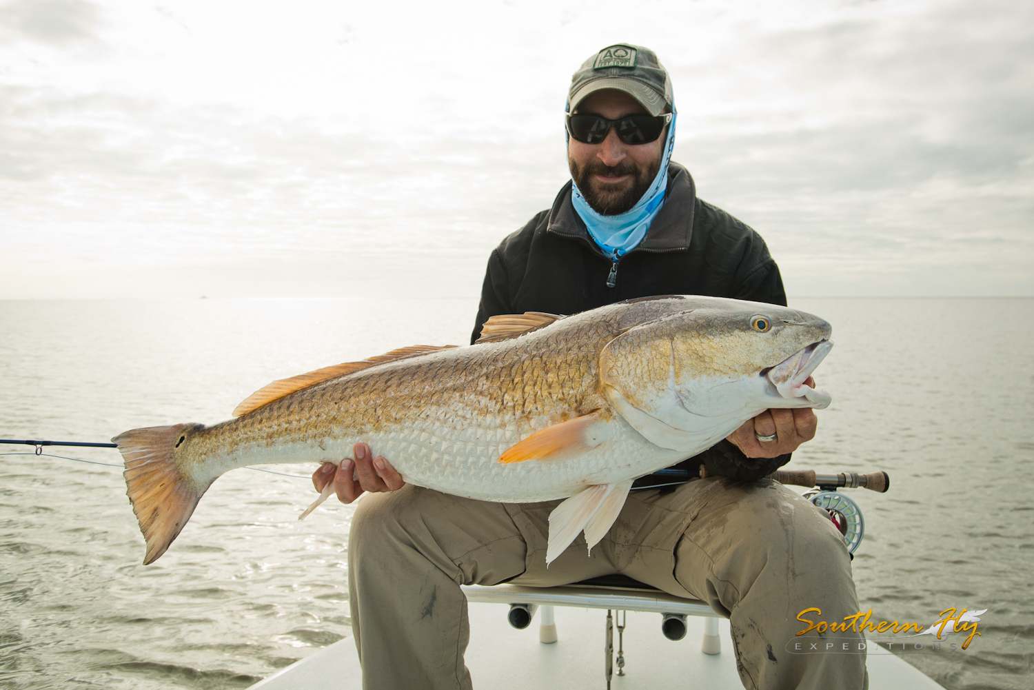 best time to fly fish for redfish in louisiana by southern fly expeditions