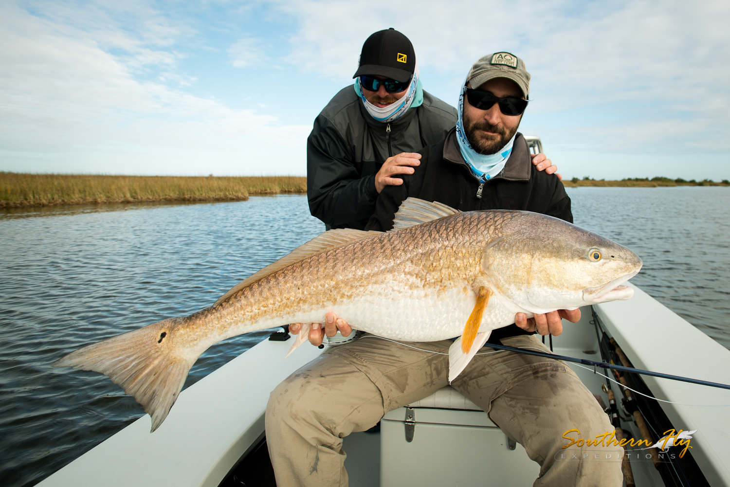 Fishing guides in Louisiana - Southern Fly Expeditions and Captain Brandon Keck of New Orleans