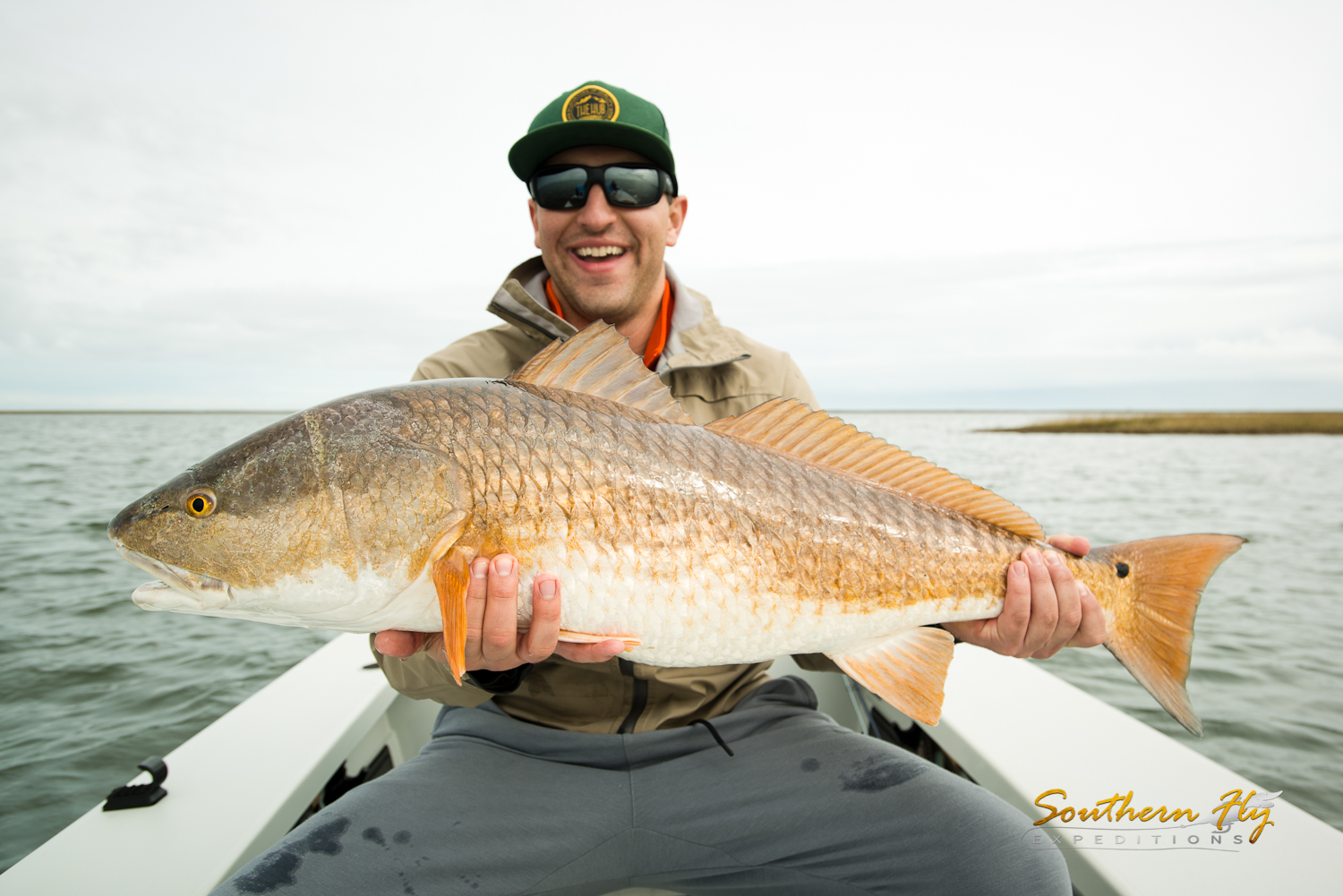 fly fishing new orleans la southern fly expeditions hopedale woodland with captain brandon keck