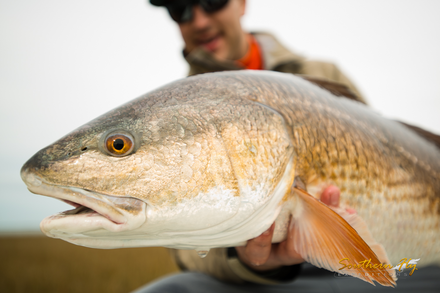 fly fishing port sulphur louisiana with southern fly expeditions and captain brandon keck