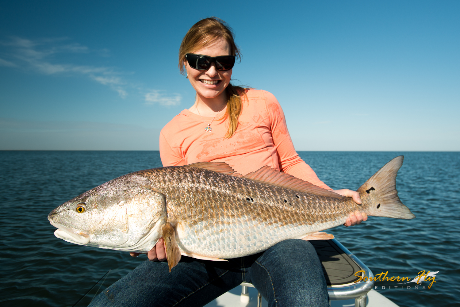 fly fishing venice louisiana by southern fly expeditions and captain brandon keck