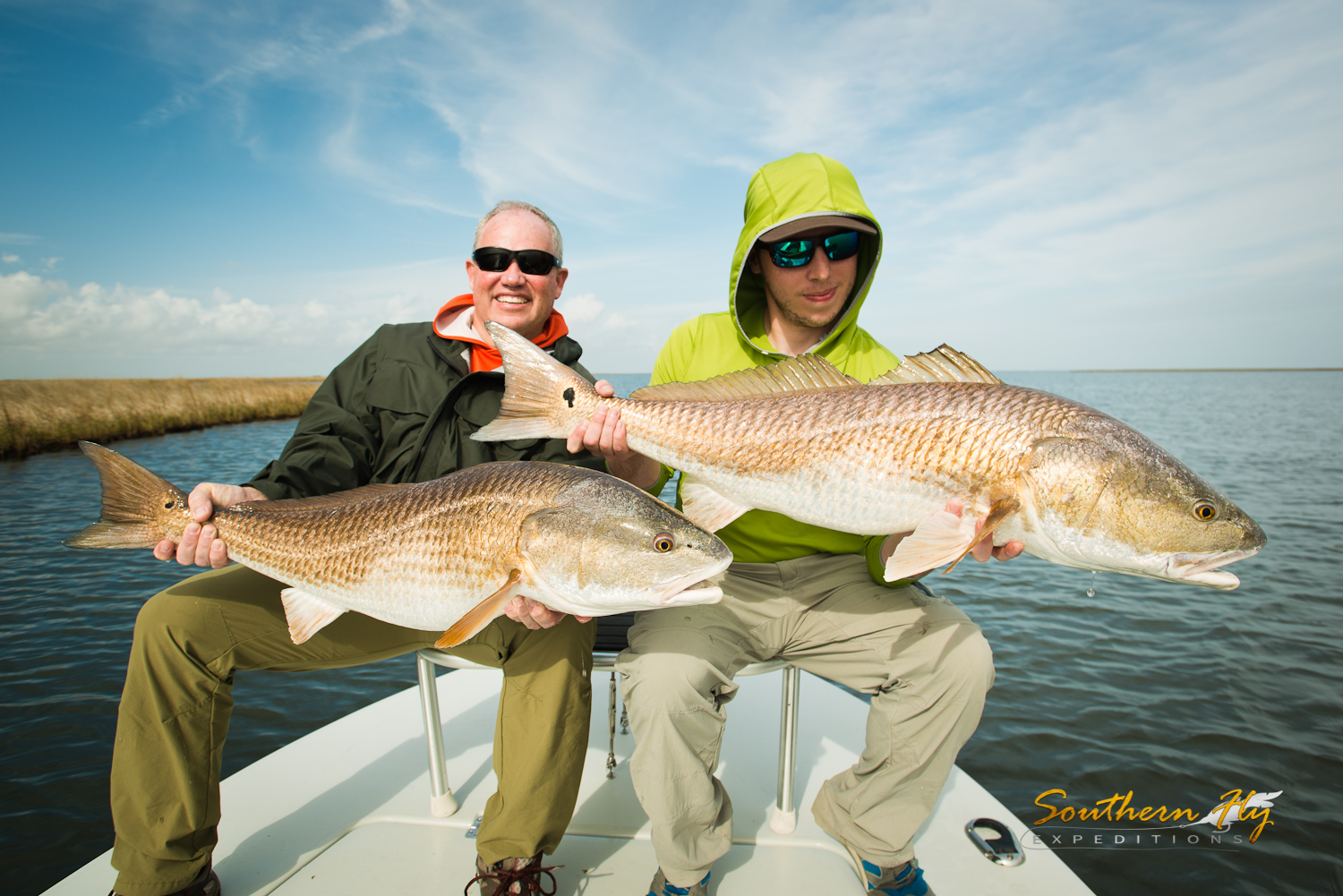 Fly fishing hopedale louisiana with captain brandon keck and southern fly expeditions of Louisiana