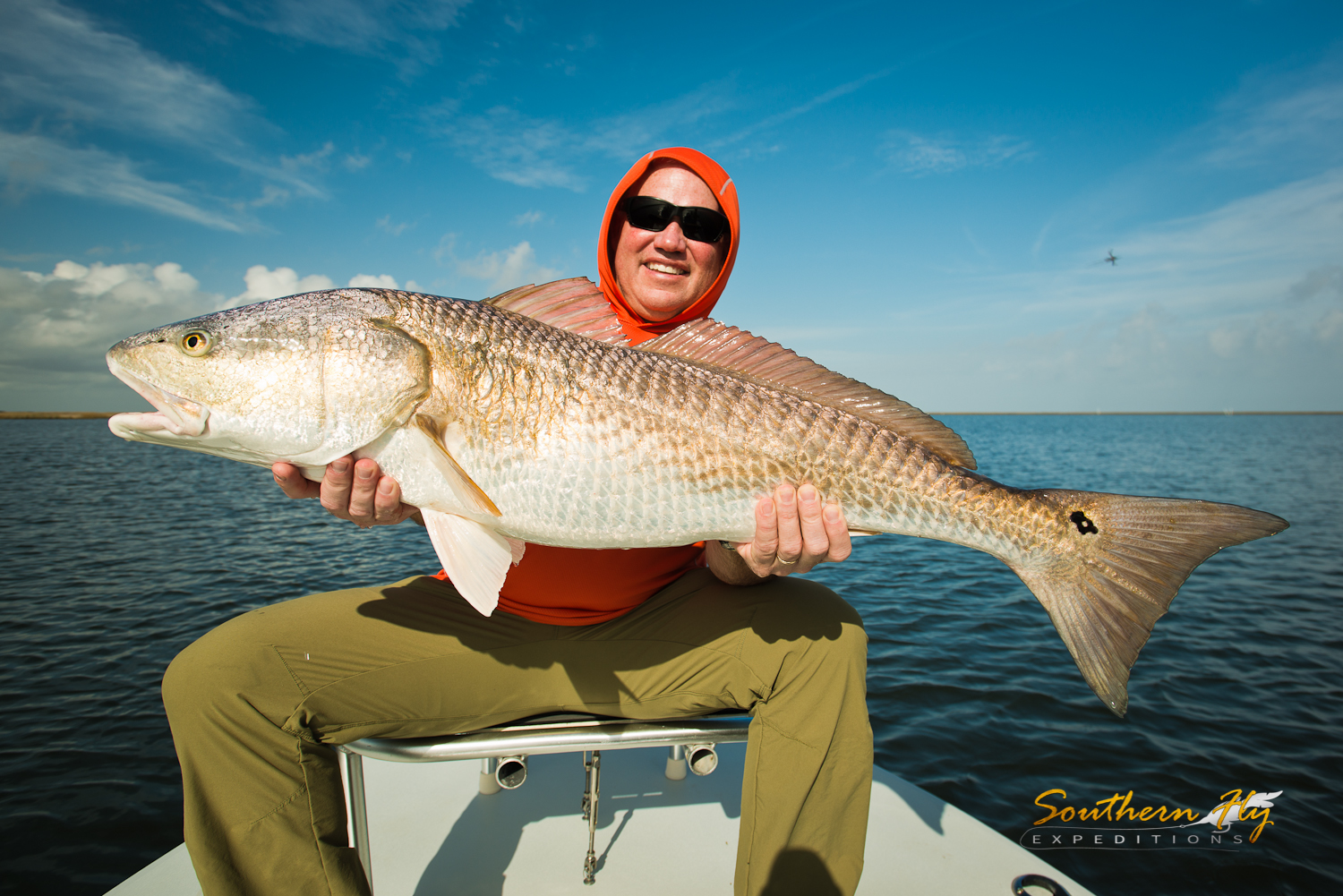 New Orleans Fly Fishing in Venice Louisiana with Southern Fly Expeditions LLC