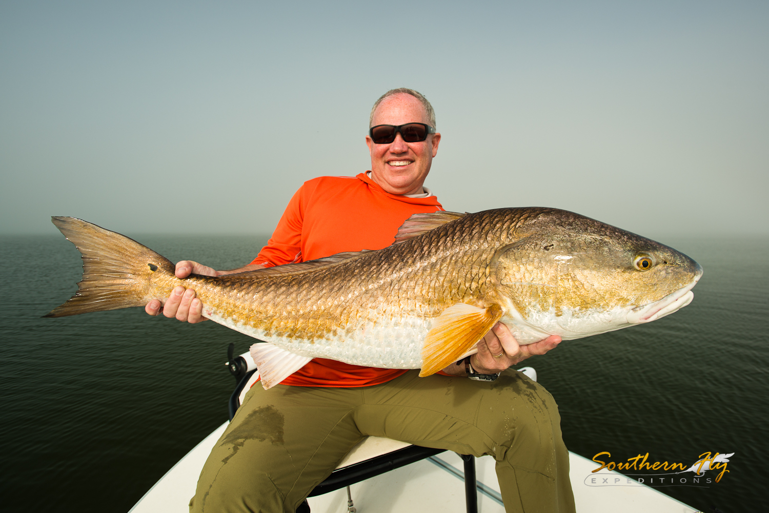 Fly Fishing for Redfish Louisiana with Southern Fly Expeditions