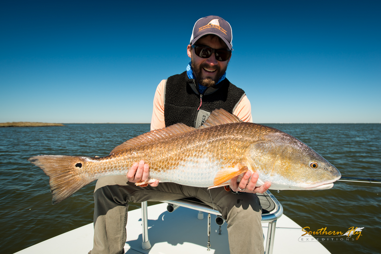 Fly fishing new orleans best charter Southern Fly Expeditions