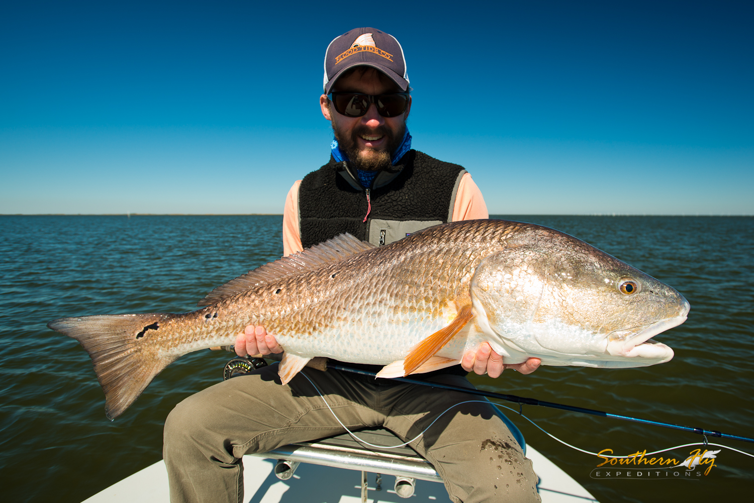 Southern Fly Expeditions  Captain Brandon Keck Fly Fishing Guide and Charter