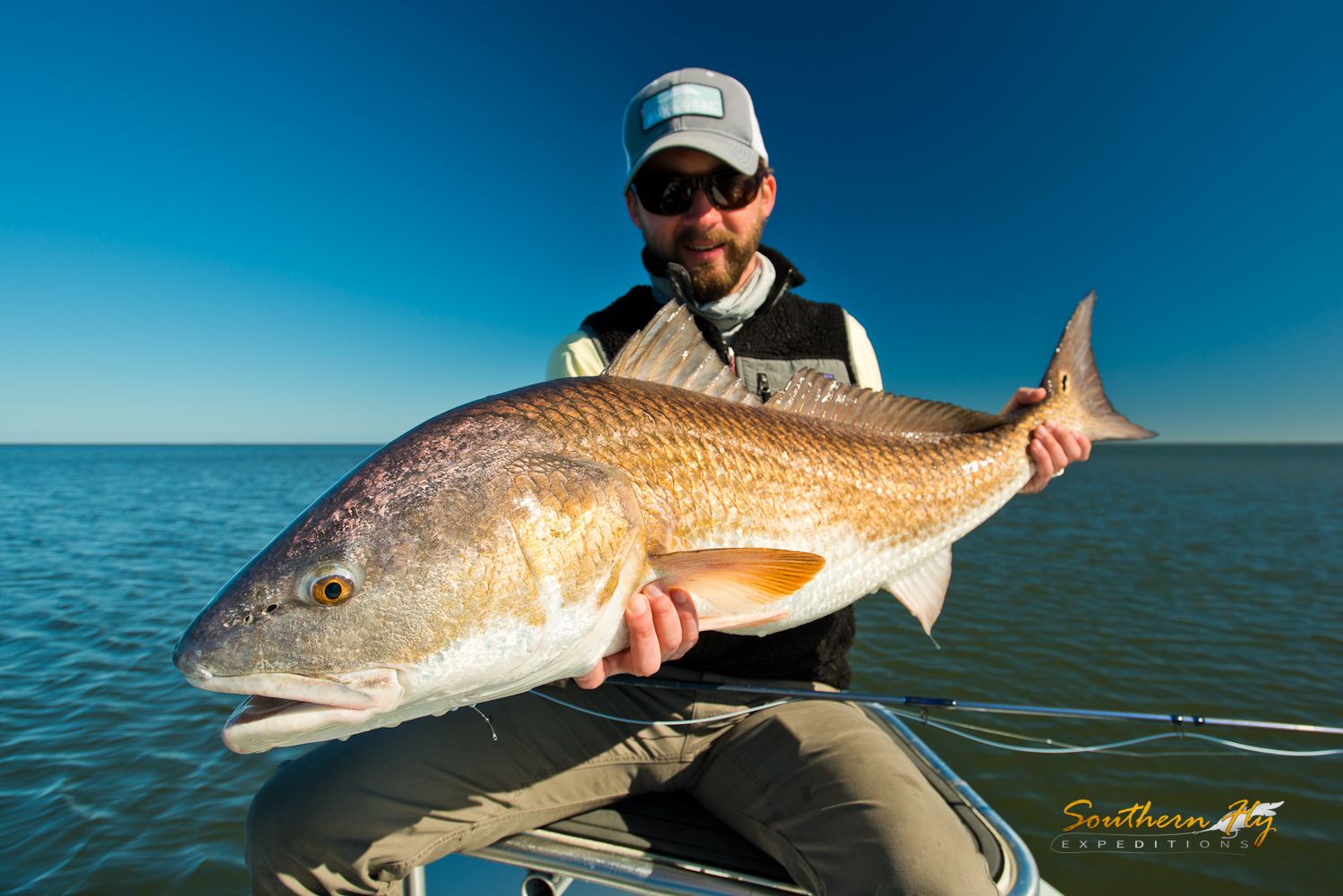 Fly Fishing Charter in the New Orleans area with Southern Fly Expeditions