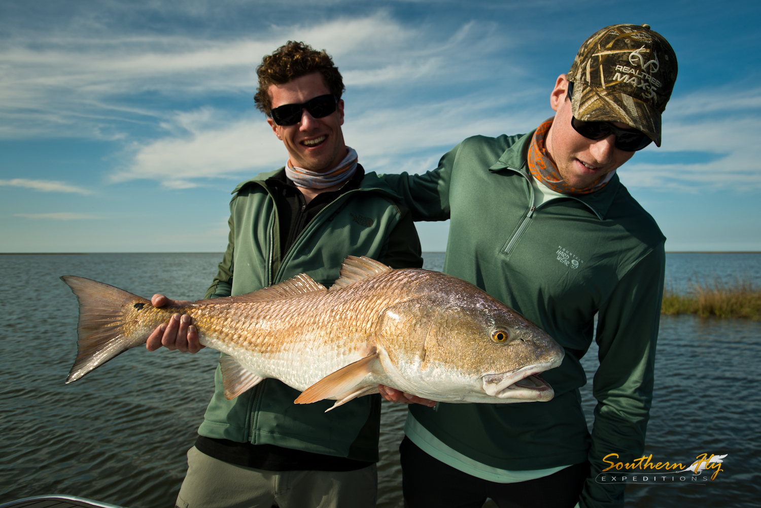 fishing louisiana and fly fishing new orleans things to do on a bachelor trip to new orleans with Southern Fly Expeditions