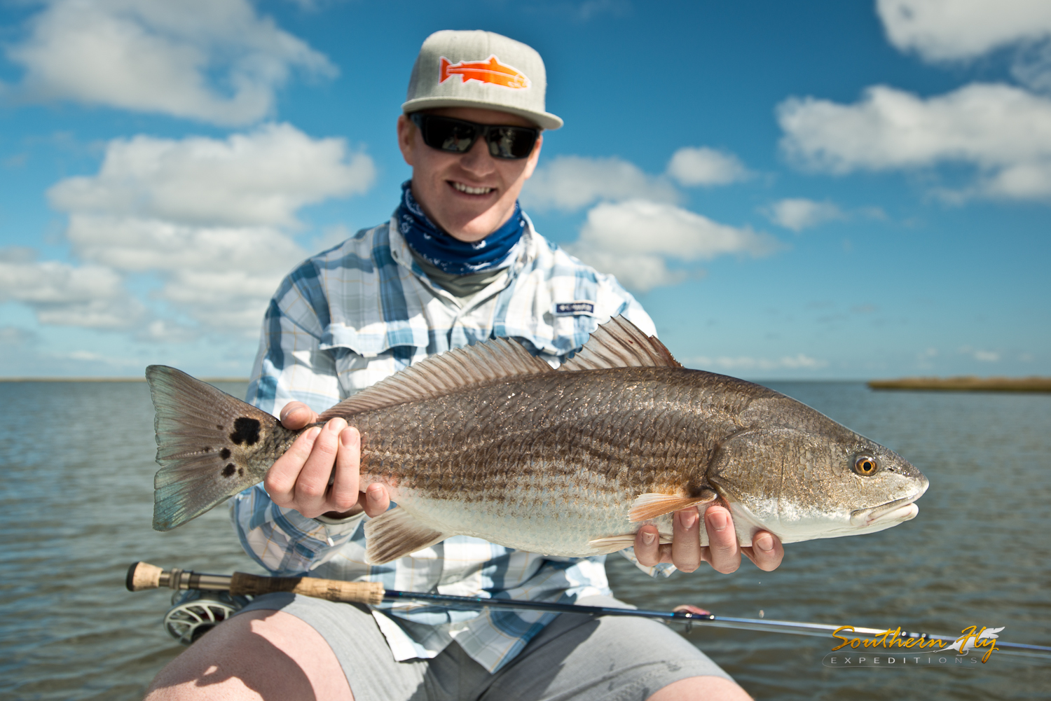 the best fly fishing guides in Louisiana and the gulf south Southern Fly Expeditions