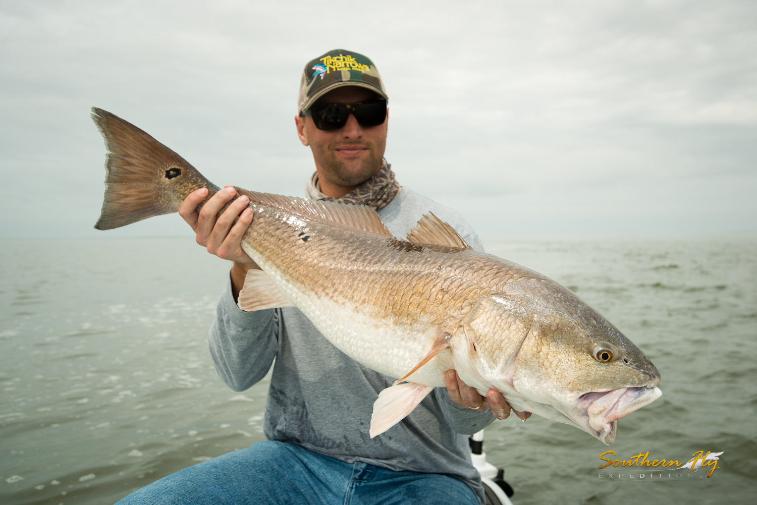 Oklahoma Anglers Fly Fishing New Orleans by Southern Fly Expeditions