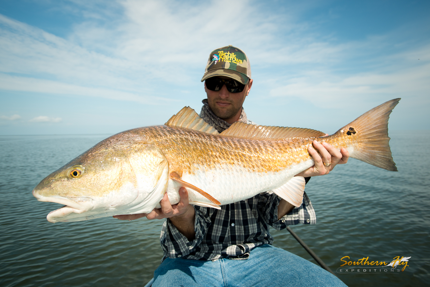 Rhode Island Anglers Fly Fishing New Orleans - by Southern Fly Expeditions of Louisiana