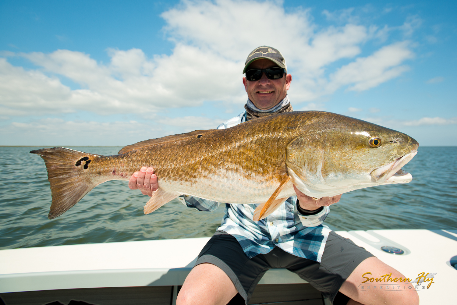Top Fly Fishing Guide for Redfish New Orleans Southern Fly Expeditions