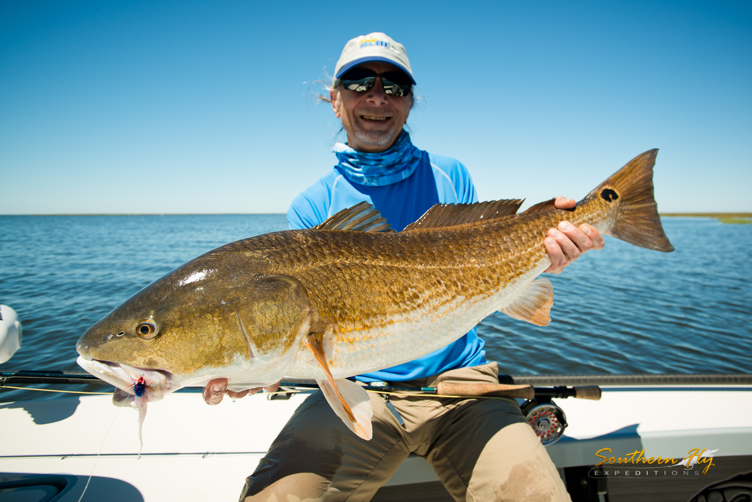Minnesota Anglers Fly Fishing in New Orleans with Southern Fly Expeditions