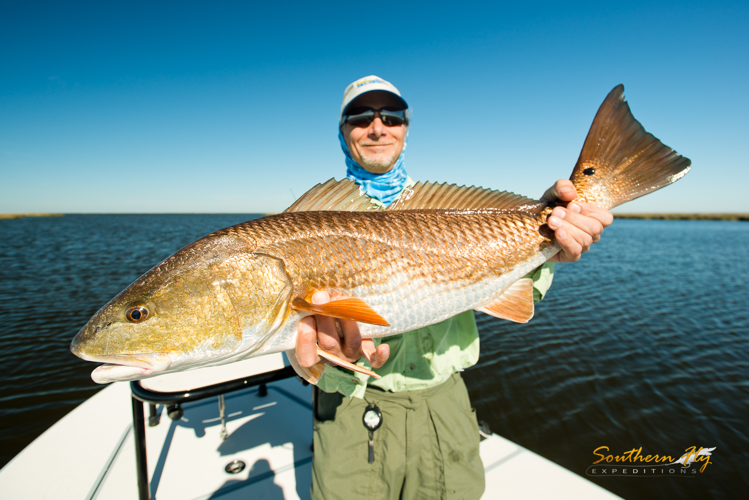 Montana Anglers Fly Fishing New Orleans - Southern Fly Expeditions LLC