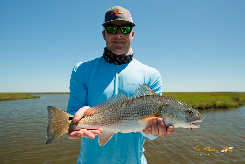Alaska Anglers Fly Fish New Orleans