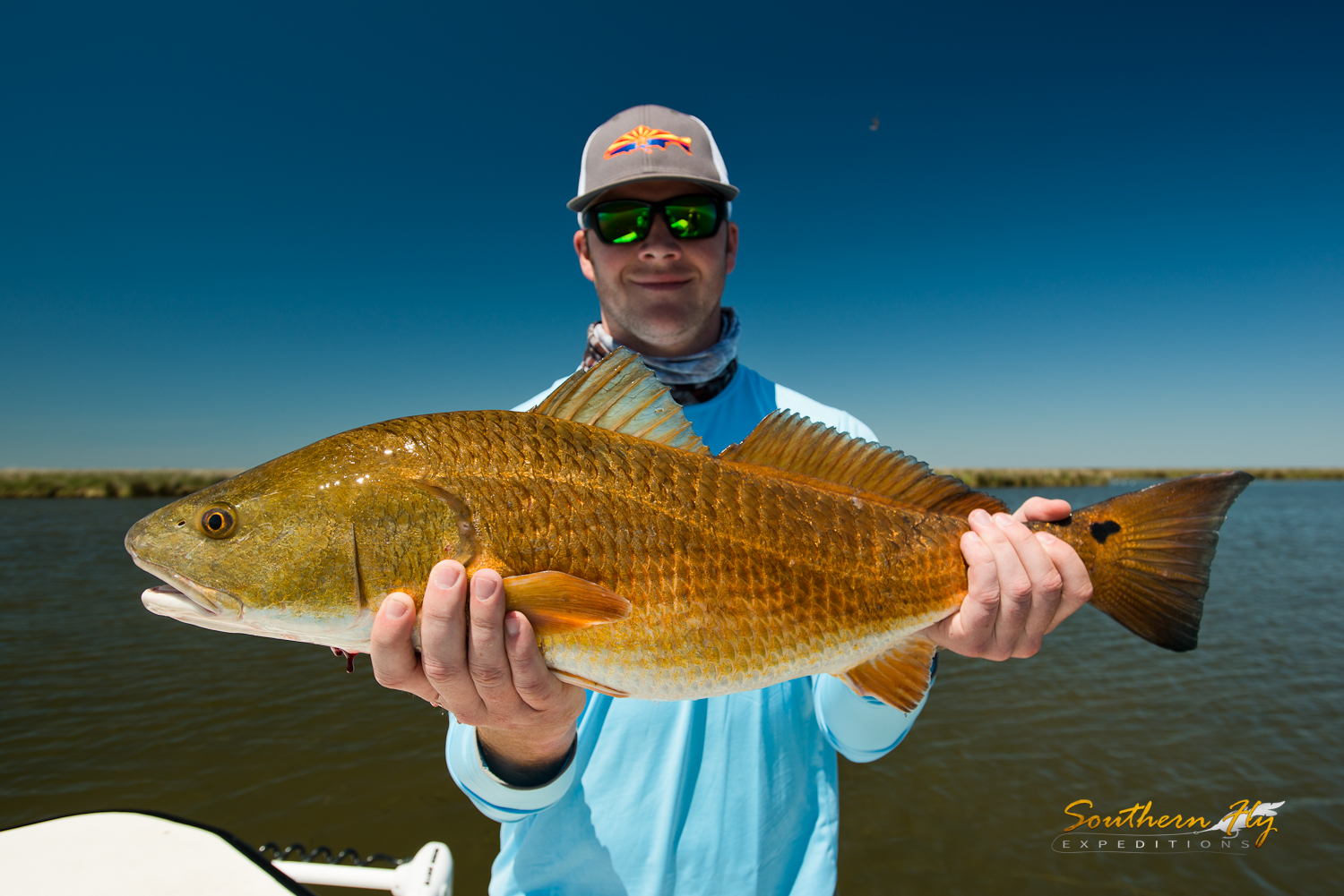 Arkansas Anglers Fly Cast in New Orleans