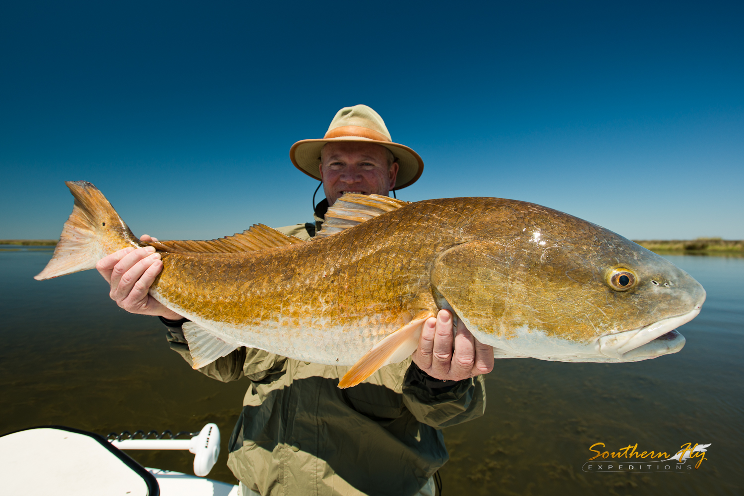 Colorado Anglers Fly Fishing in New Orleans