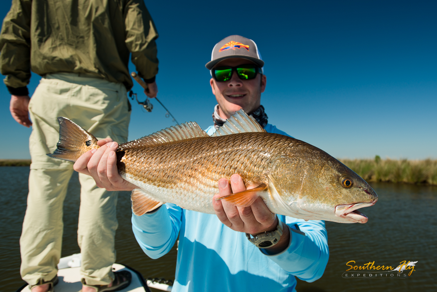 Georgia Anglers Love Fly Fishing in New Orleans