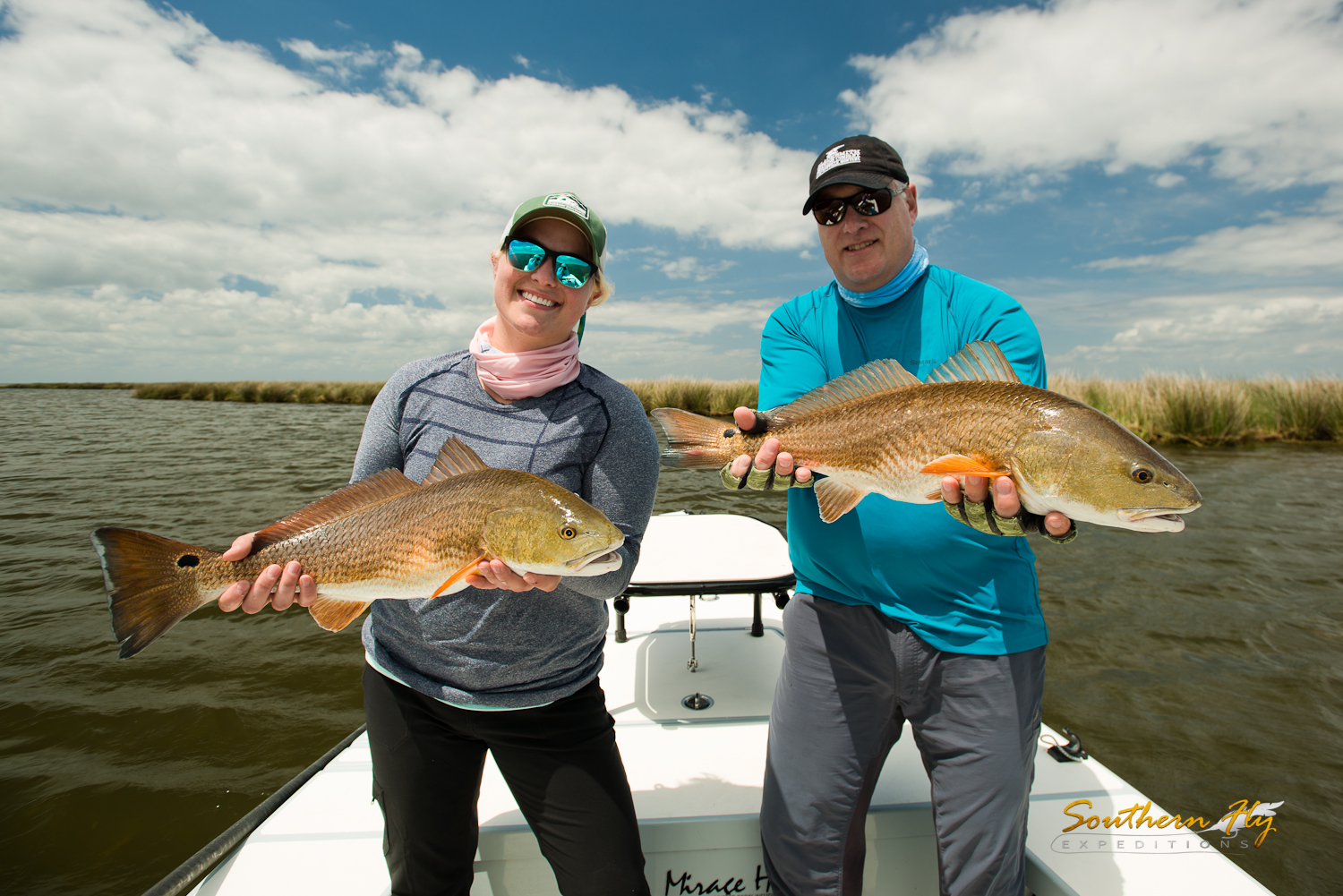 Indiana Anglers Fly Fishing New Orleans
