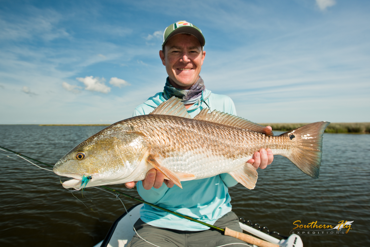 Kansas Trout Anglers Fly Fishing New Orleans