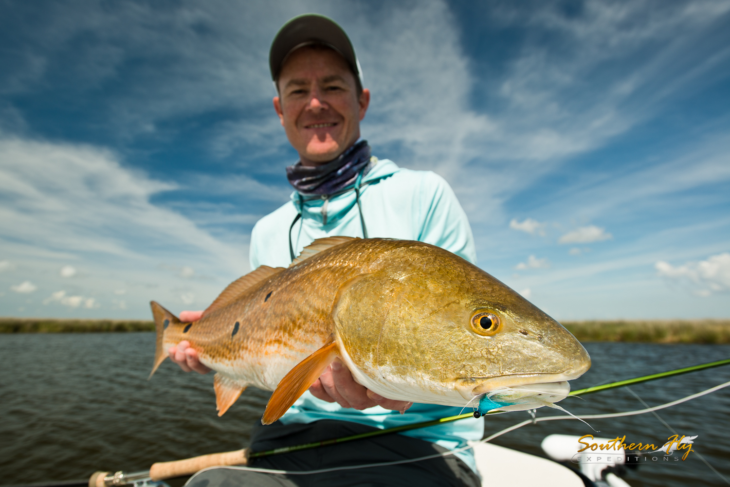 Maryland Anglers Weekend Fly Fishing New Orleans