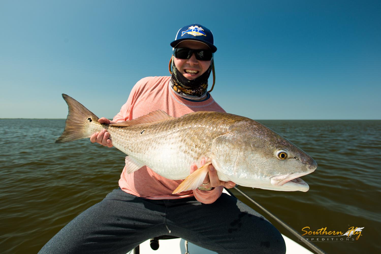North Dakota Anglers Fly Fishing New Orleans