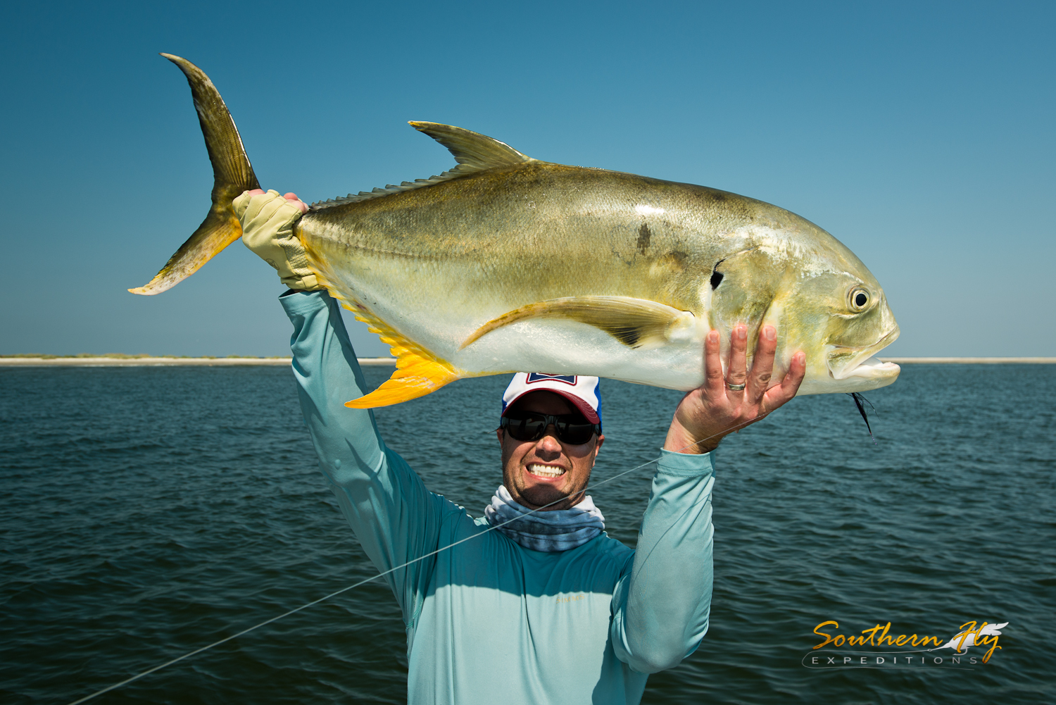 saltwater-fly-fishing-new-orleans-louisiana-jack-crevalle