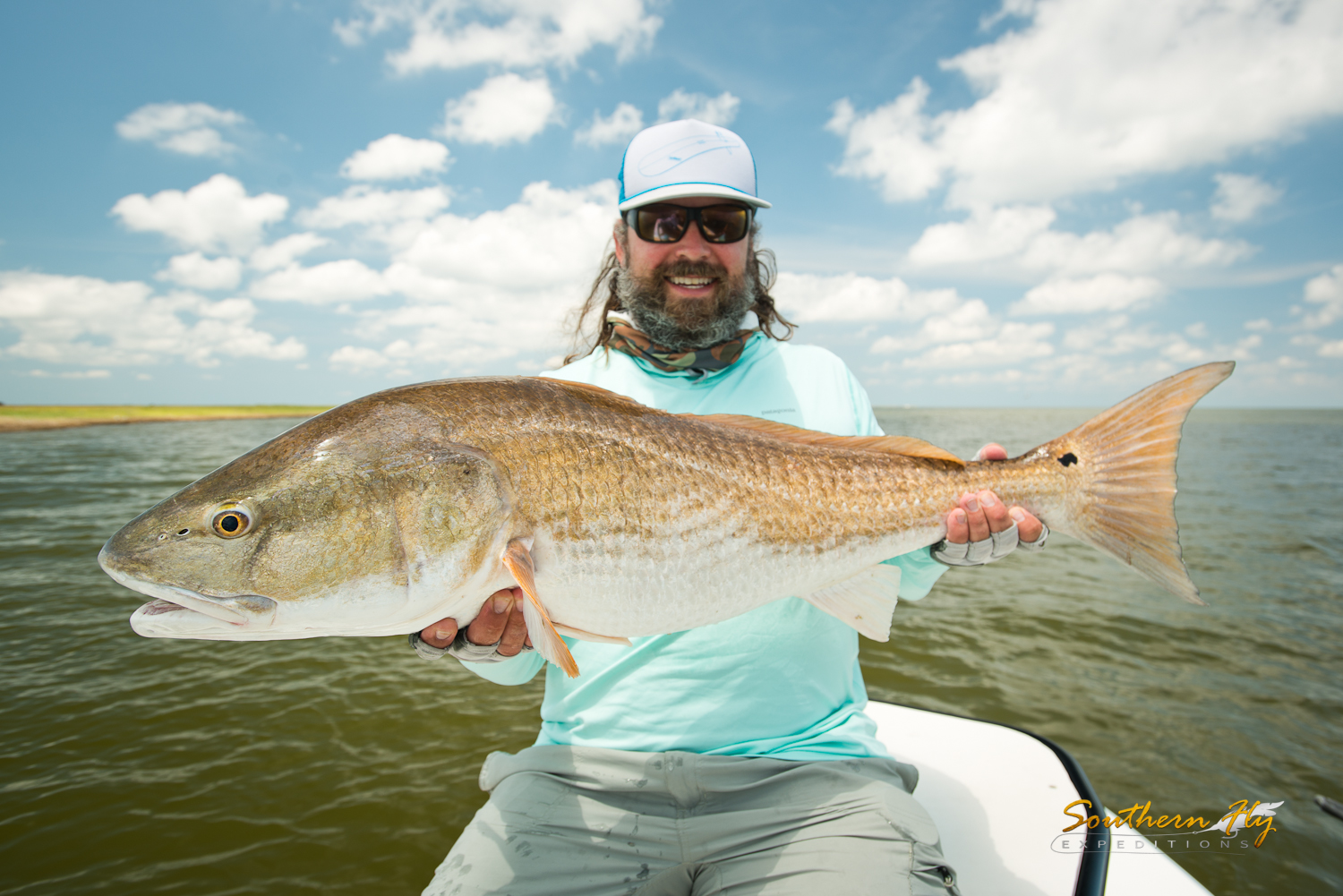 Shallow Water Fly Fishing New Orleans by Southern Fly Expeditions