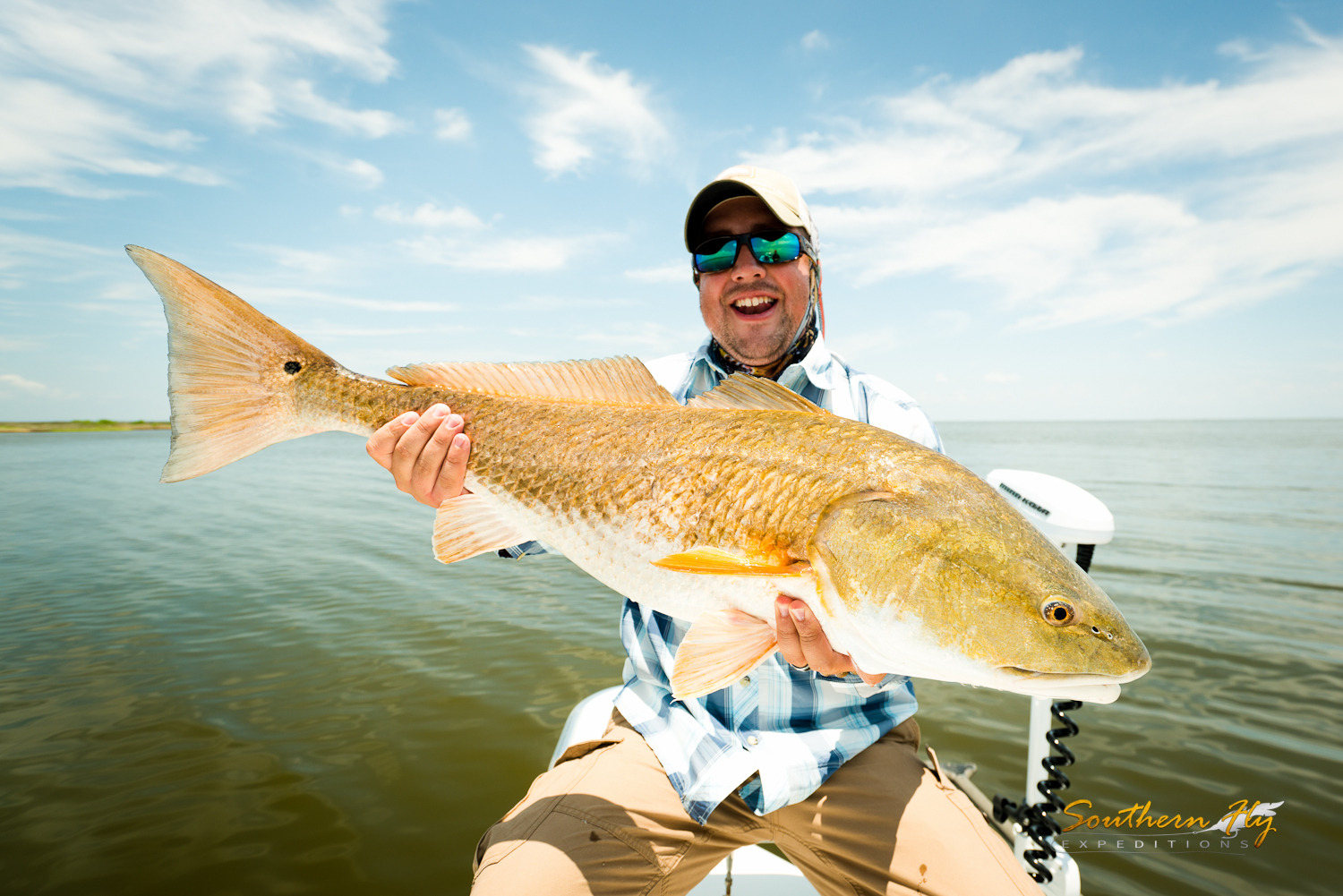 Fly Casting Red Fish Black Drum Jack Crevalle New Orleans Fly Fishing Guide