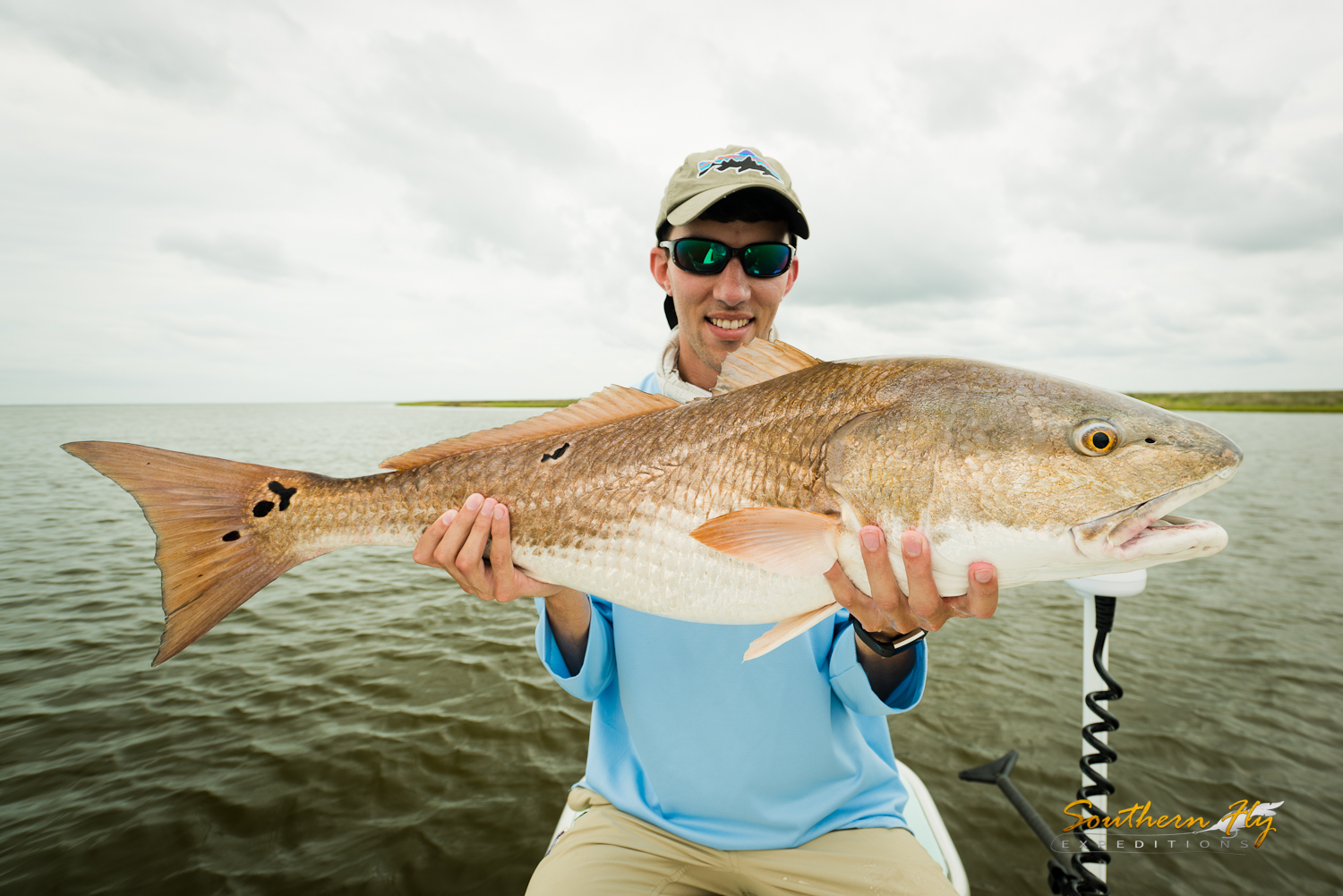 Red Drum Fly Fishing Louisiana Marsh Fly Casting Guide
