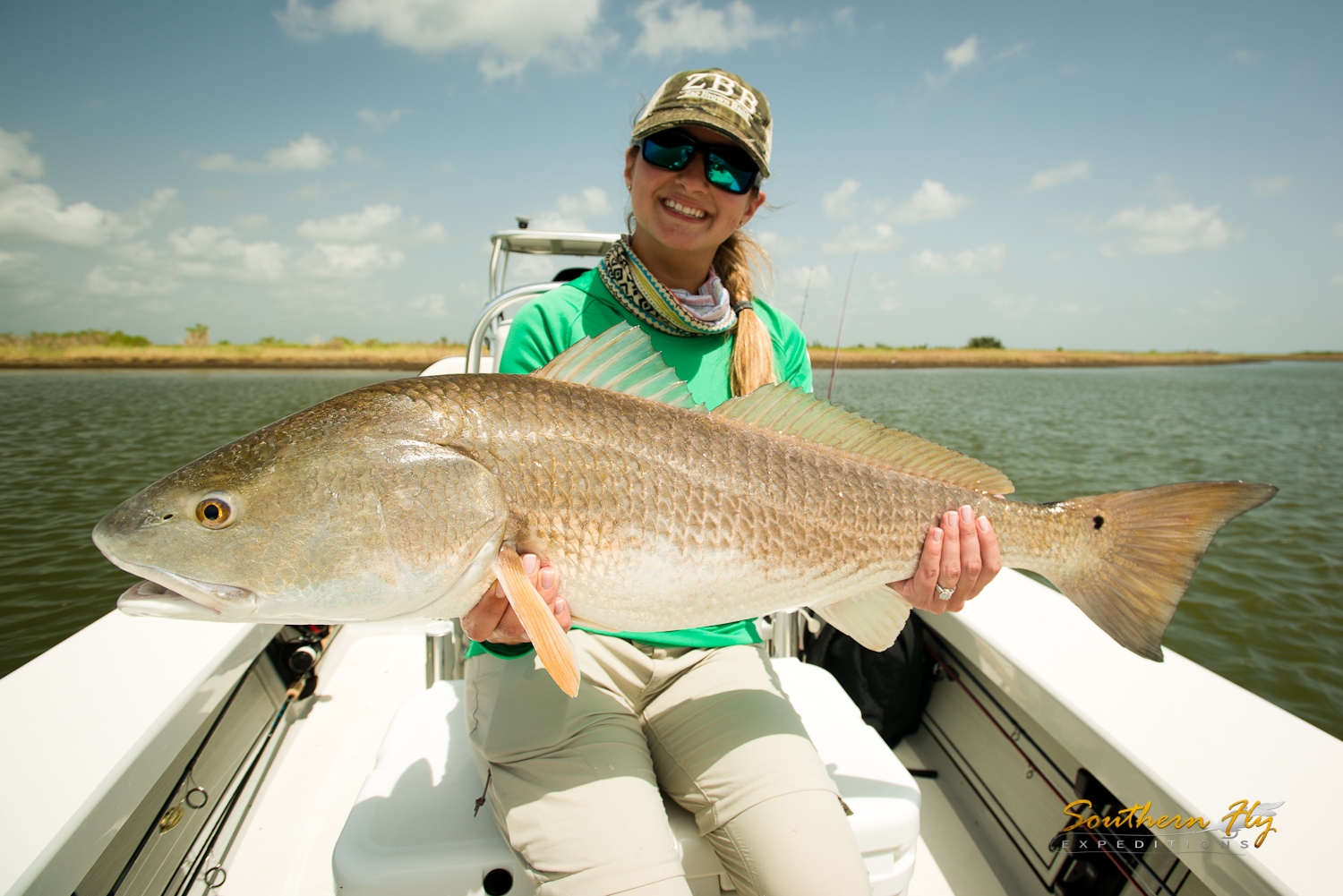 fishing new orleans louisiana with southern fly expeditions and captain brandon keck