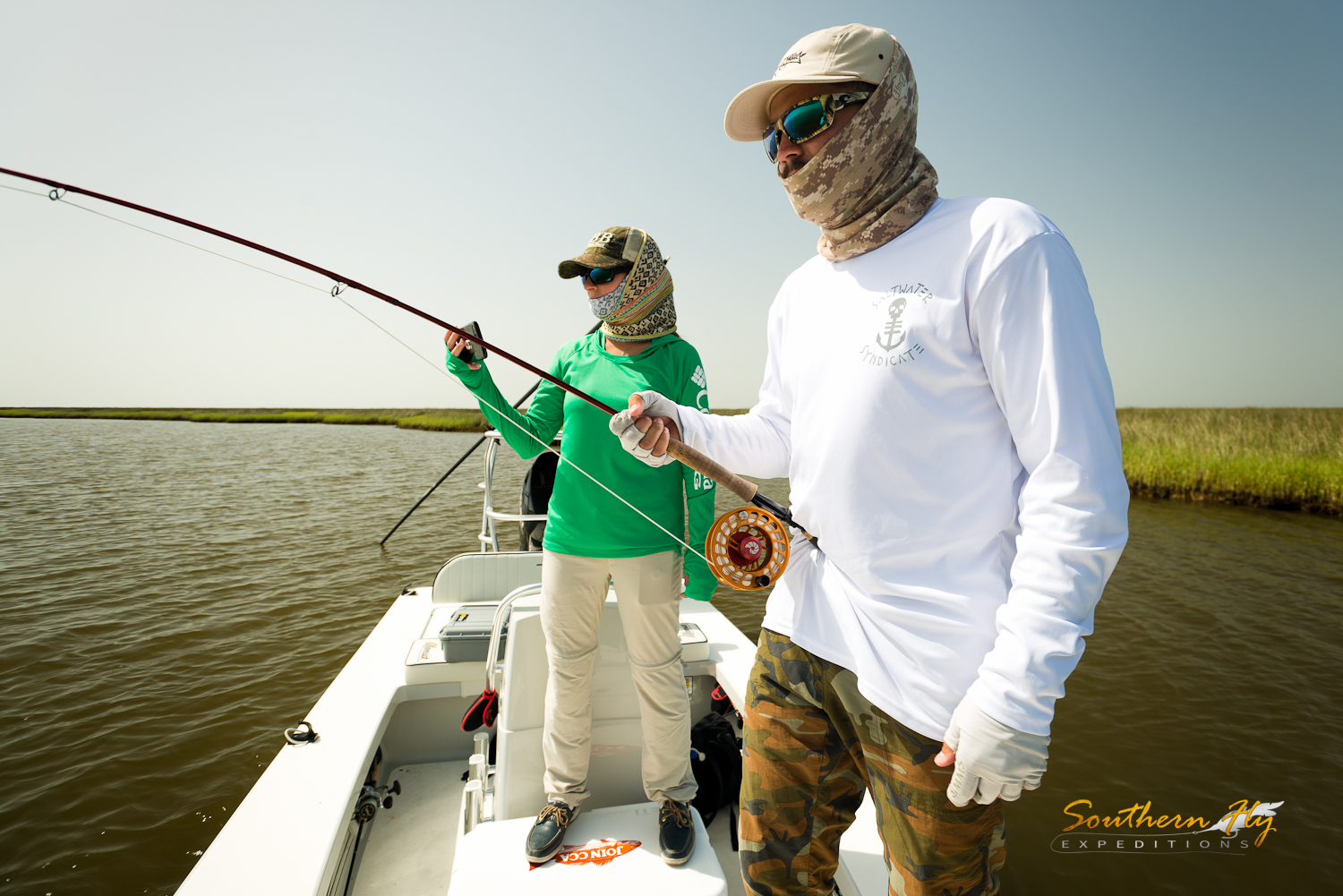 Fly Fishing New Orleans with Southern Fly Expeditions LLC