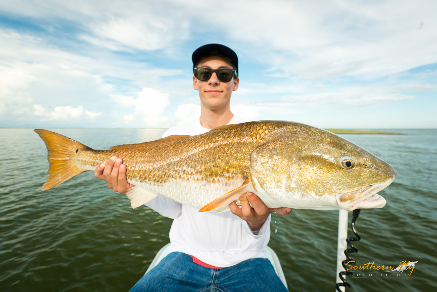 fly fishing new orleans and louisiana redfish guide Southern Fly Expeditions - Louisiana's best fly fishing guide