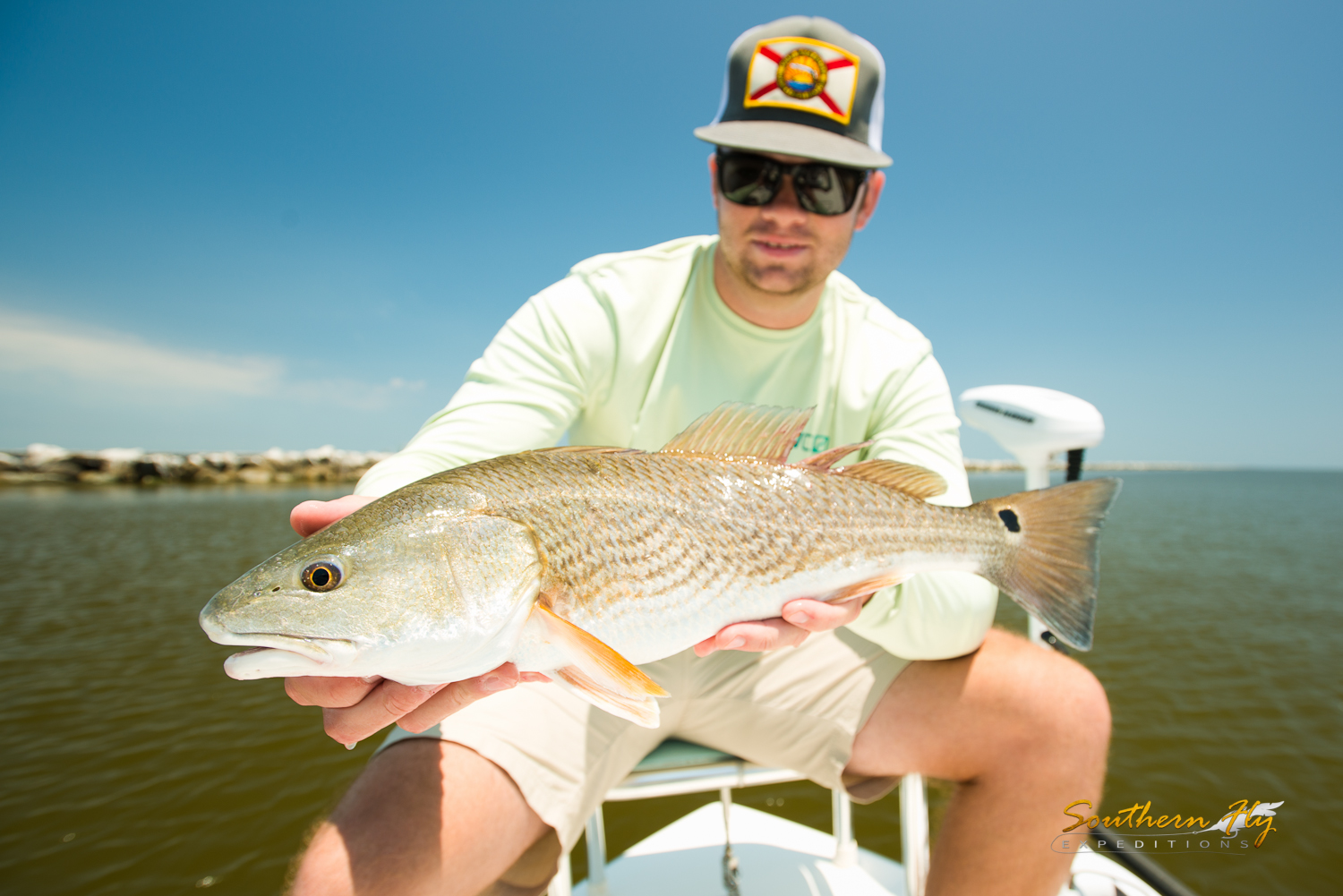 Fly Fishing guide New Orleans Louisiana Southern Fly Expeditions