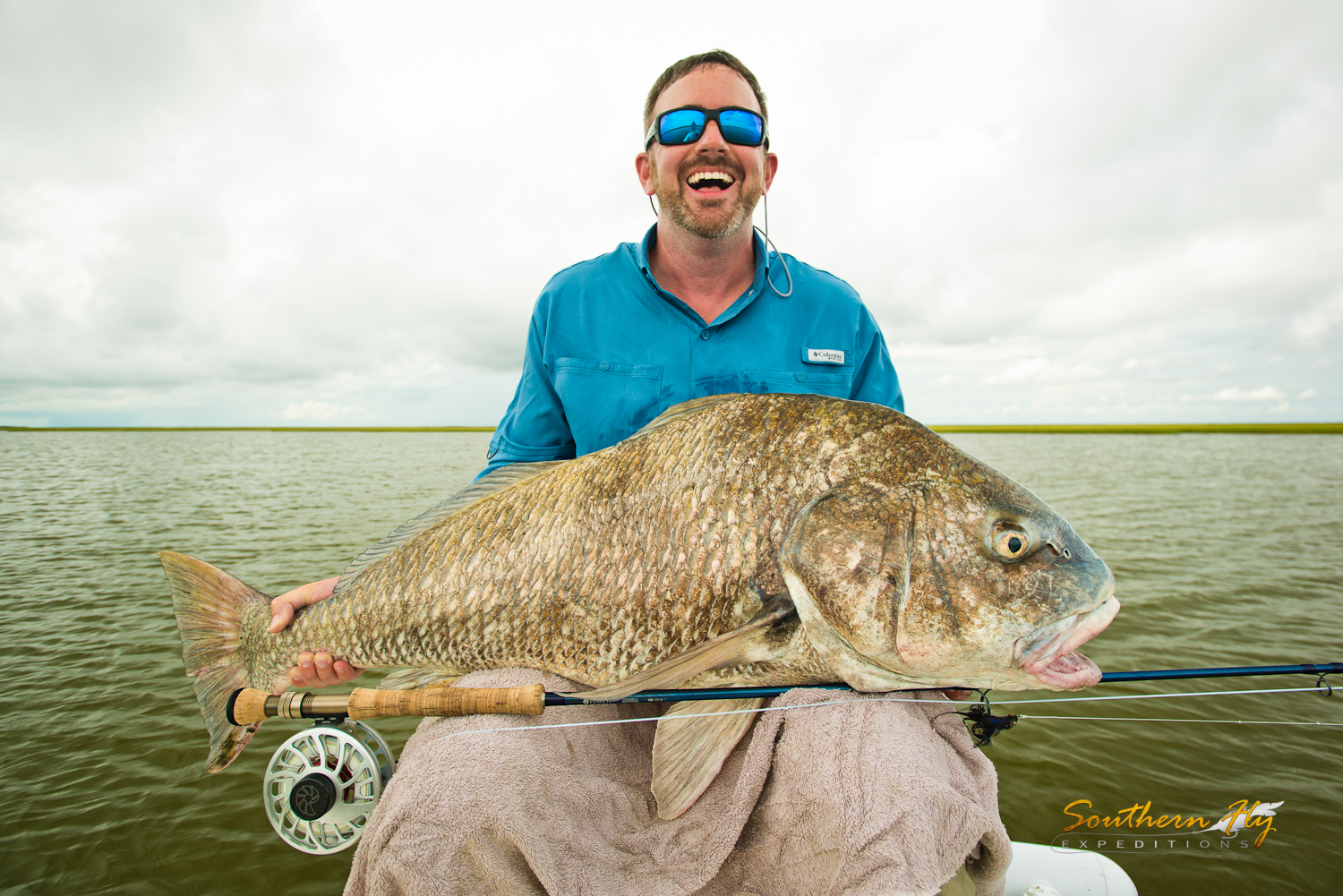 fly fishing in louisiana - when is the best time to fly fishing with southern fly expeditions