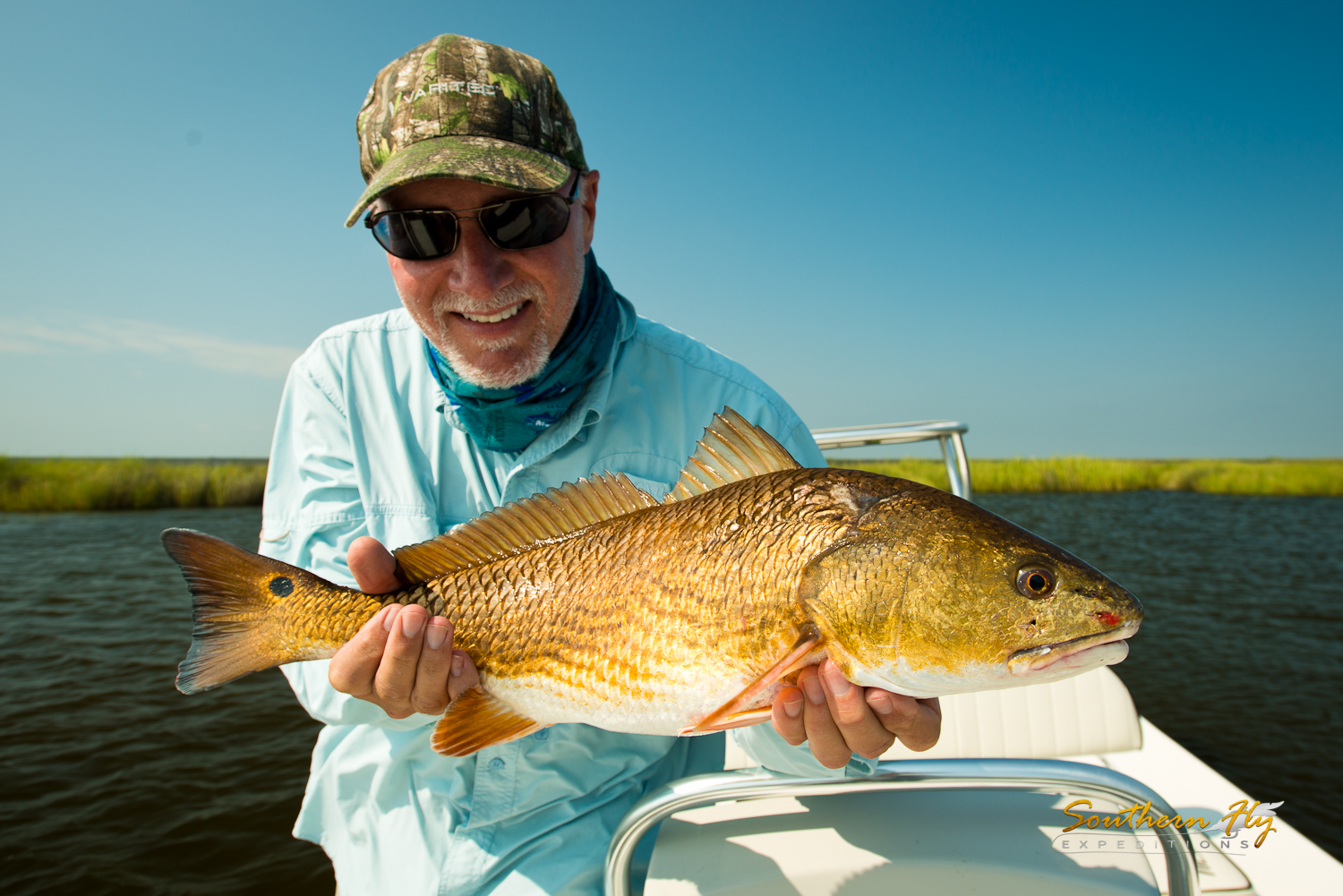 September 2017 Southern Fly Expeditions fly fishing guide new orleans la
