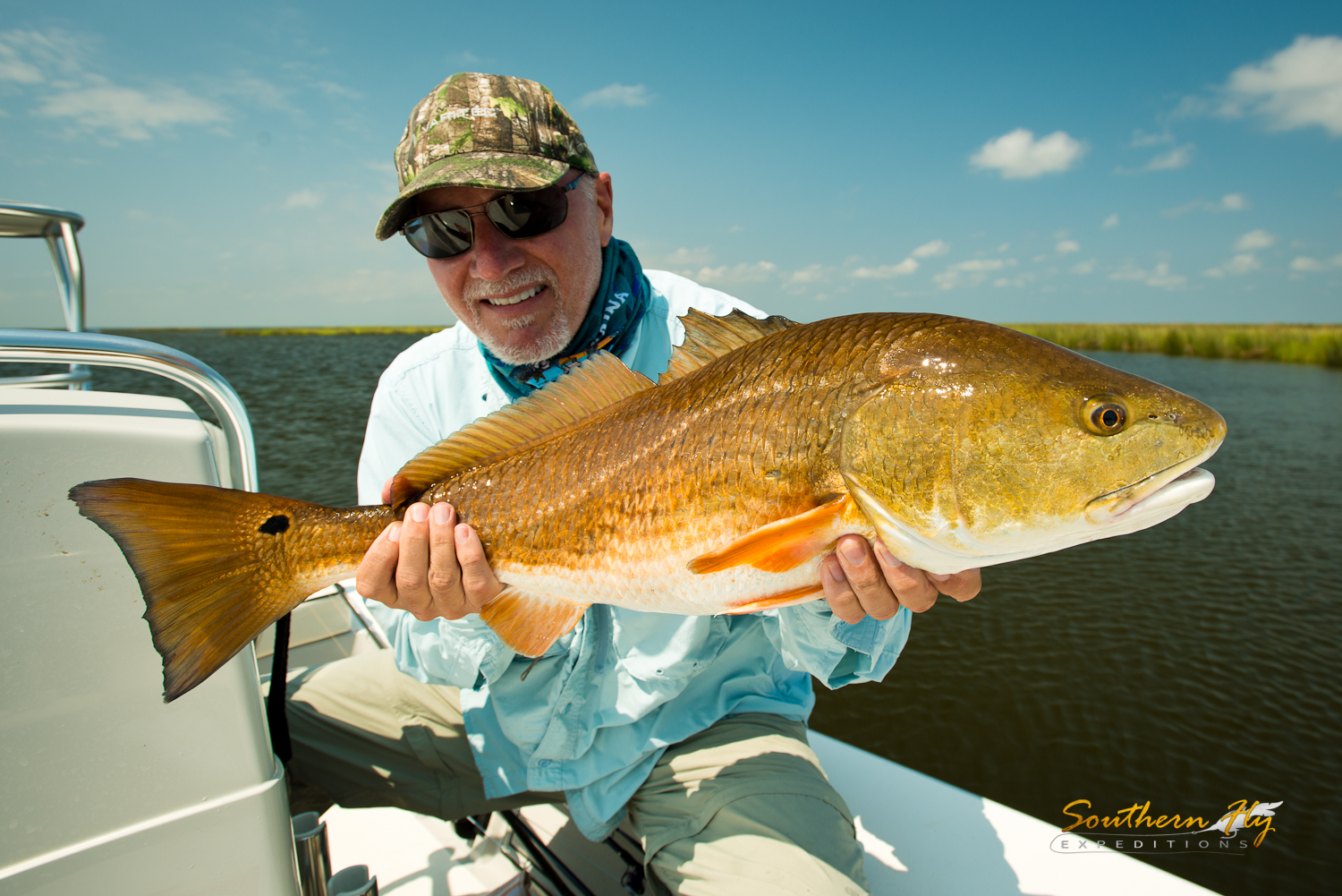 fly fishing guide new orleans louisiana September 2017 guide Southern Fly Expeditions