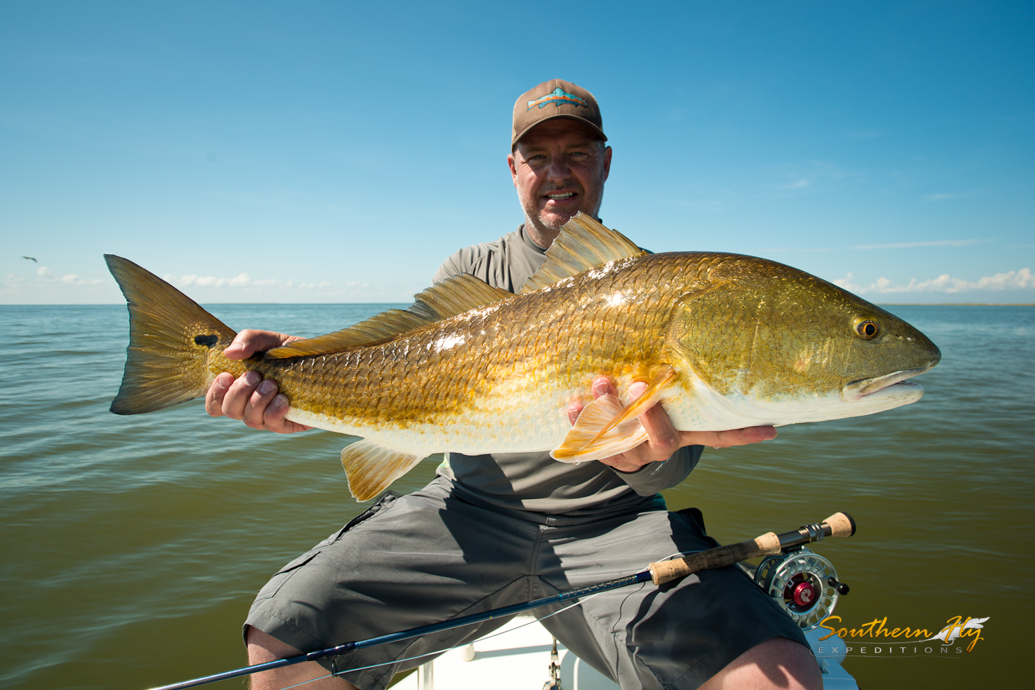 new orleans fishing charter southern fly expeditions redfish guide