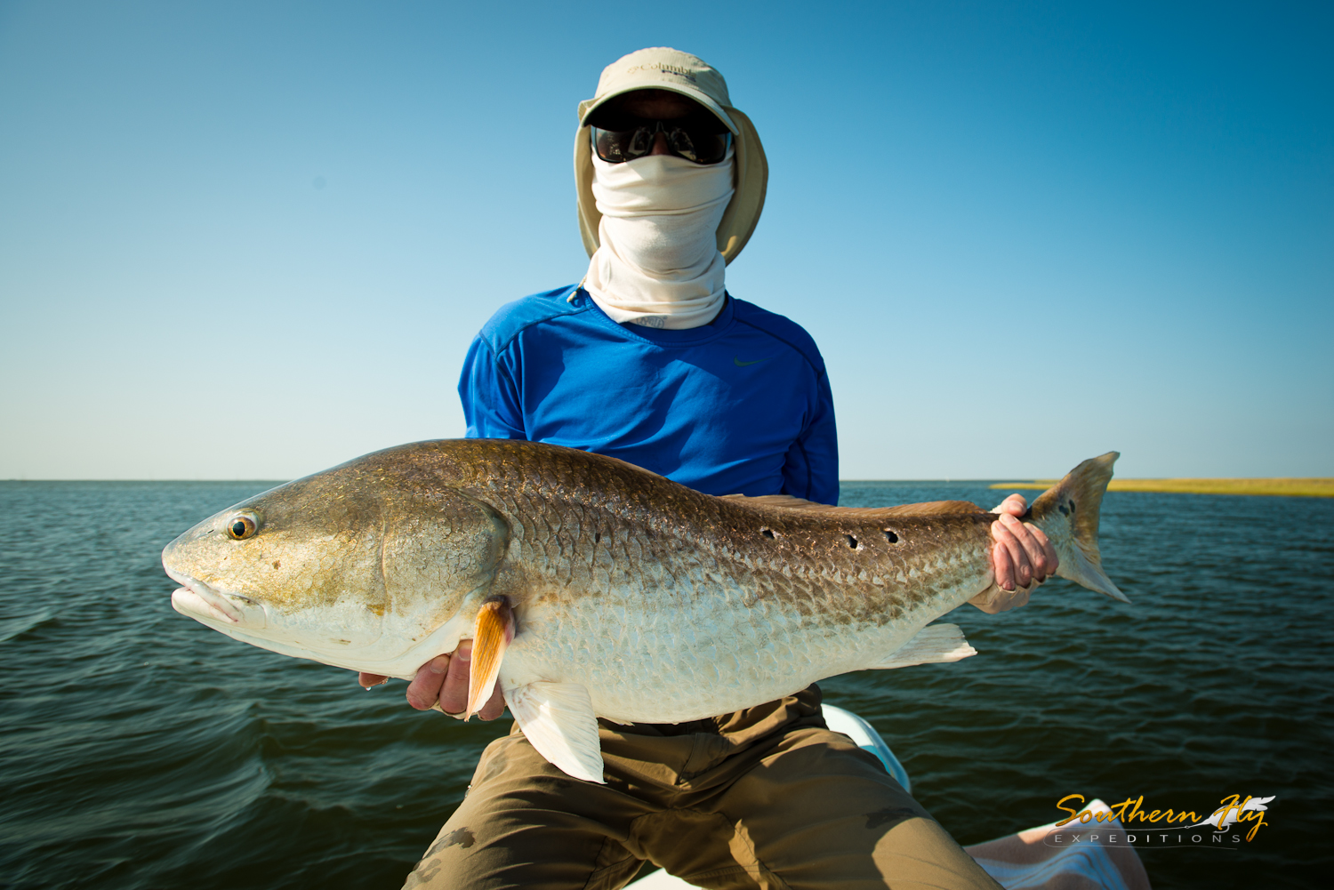 charter fishing louisiana with southern fly expeditions and captain brandon keck
