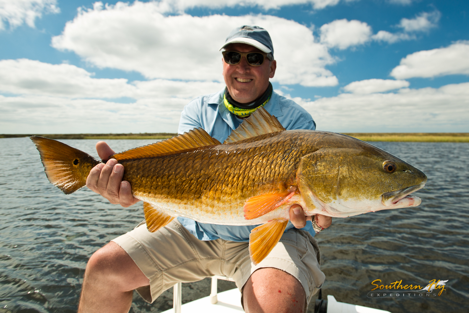 fly fishing charter new orleans la - fly fishing and light tackle guide Southern Fly Expeditions