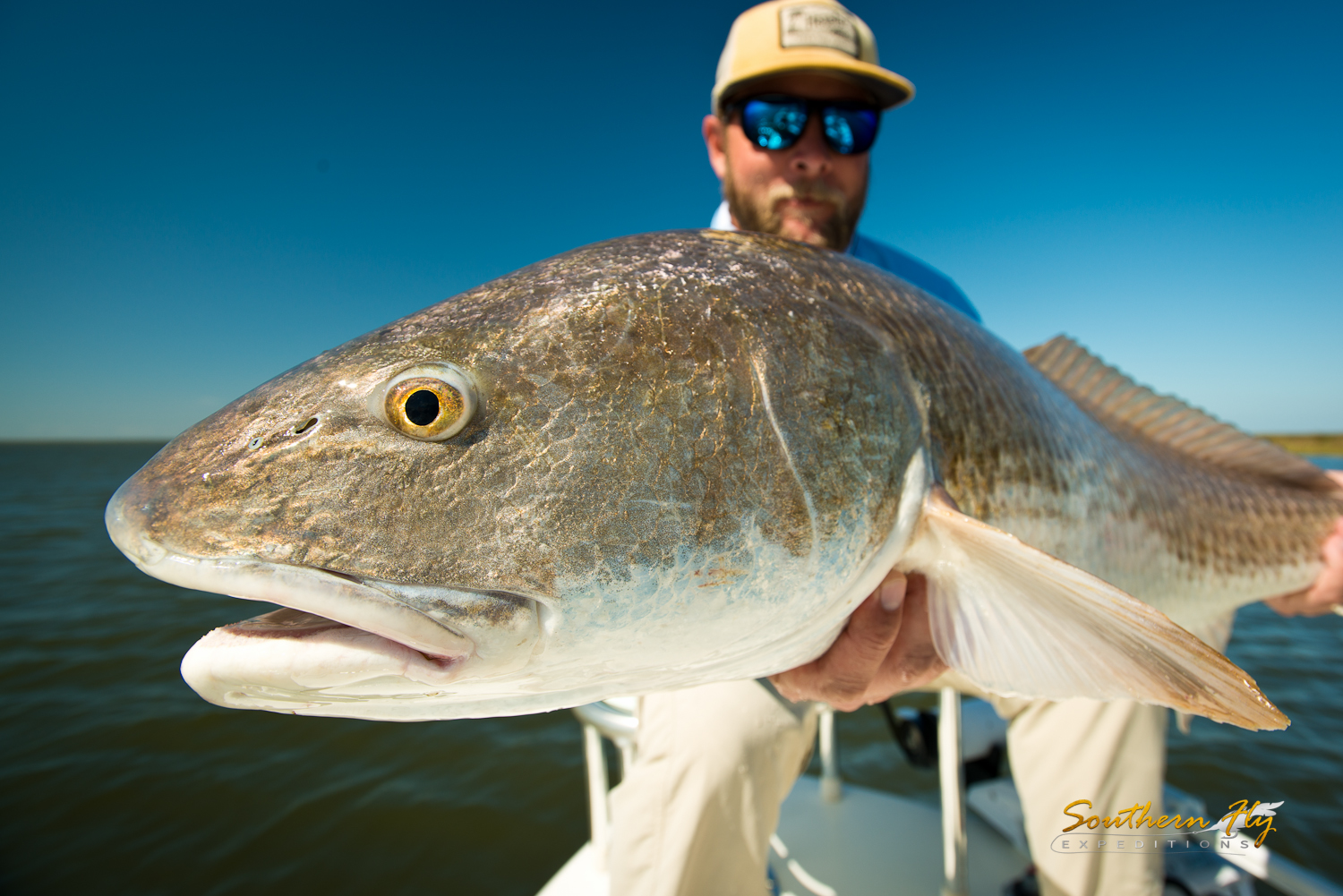 redfish guide new orleans la - marsh fishing and light tackle guide